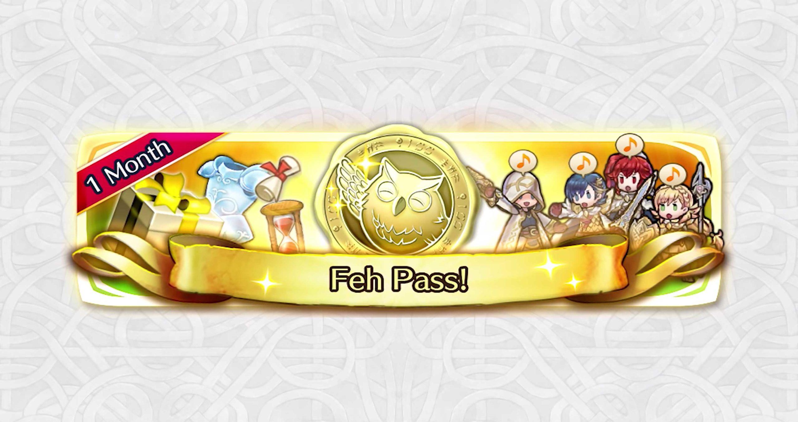 Fire Emblem Heroes Feh Pass