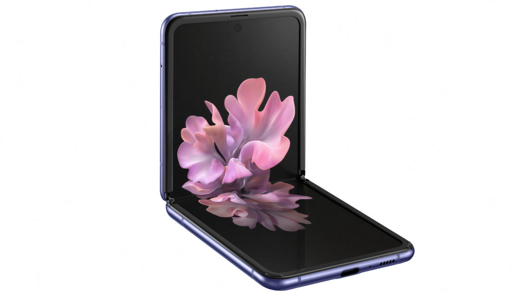 The Galaxy Z Flip's 'Flex Mode' is coming to more foldable Android smartphones