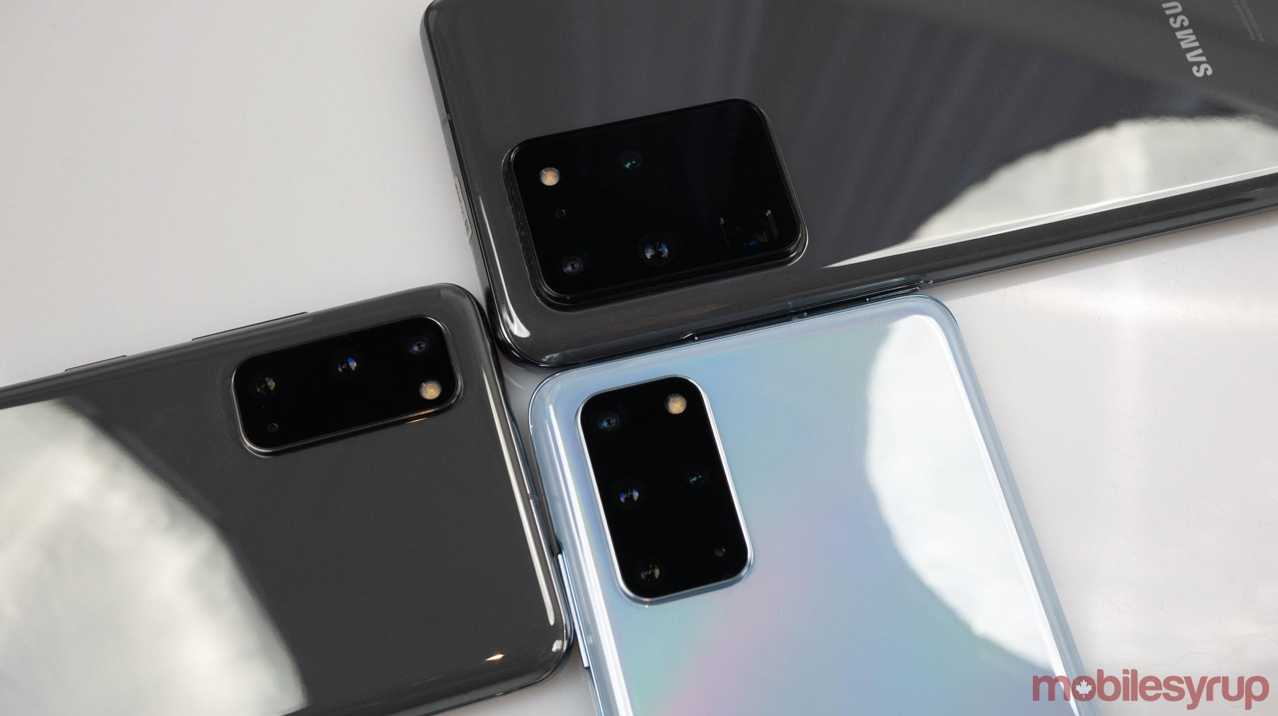The Cosmic Daydream Samsung S10 Case