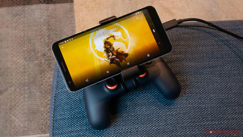 Google adding Stadia support to some Samsung, Razer and Asus phones