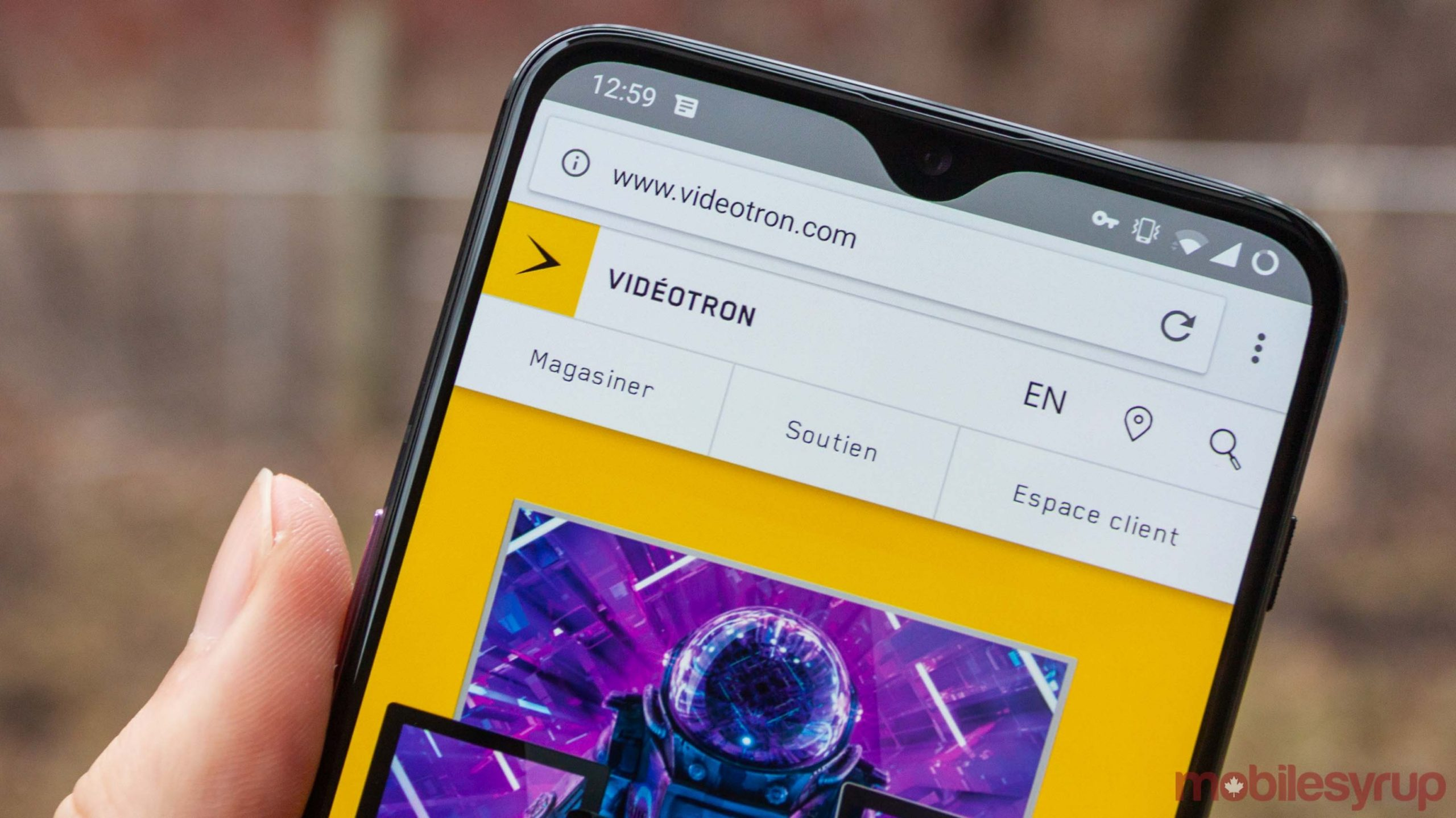 Vidéotron receives funding to bring connectivity to the La