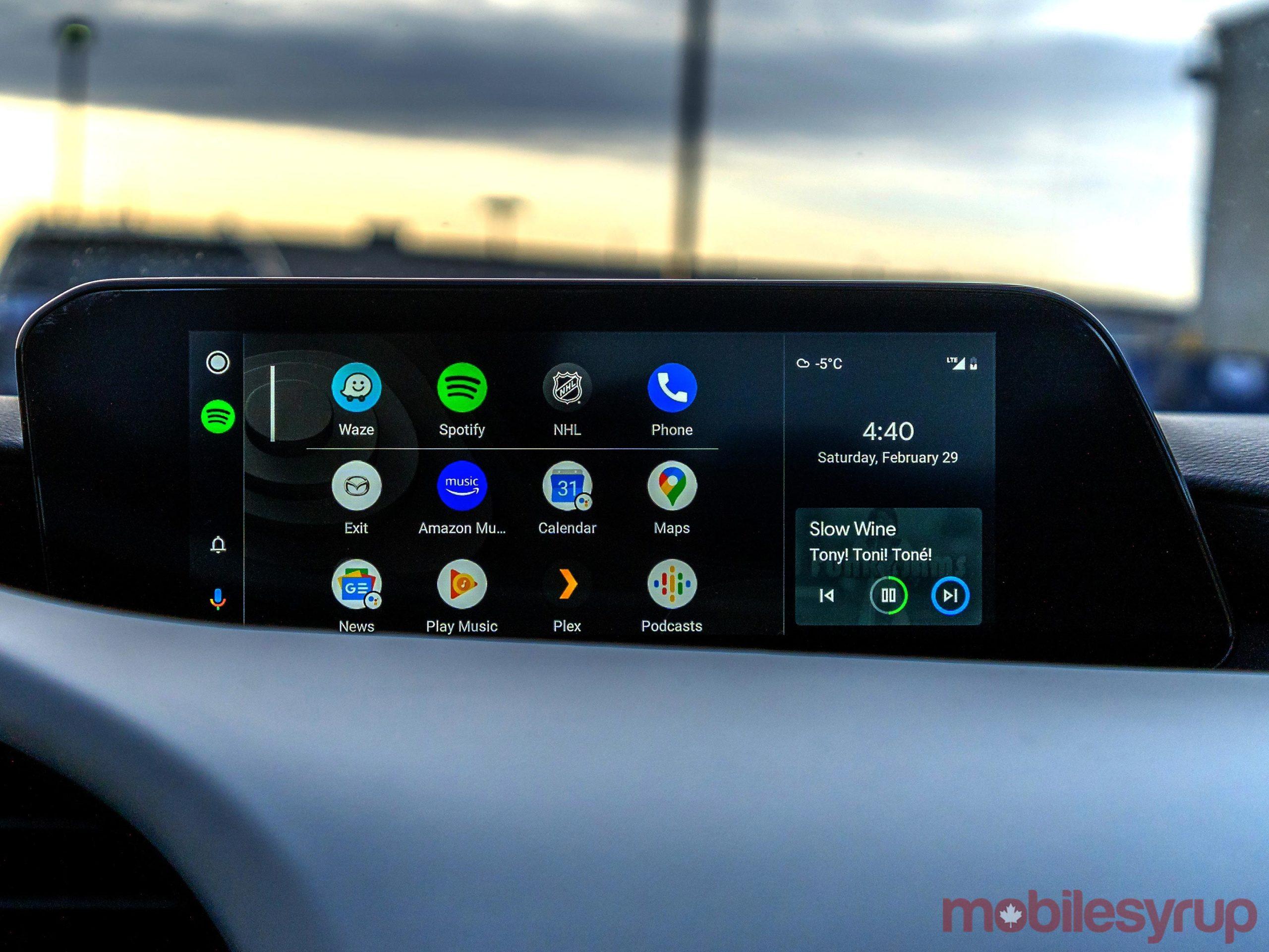 Kekurangan Android Auto Mazda Tangguh