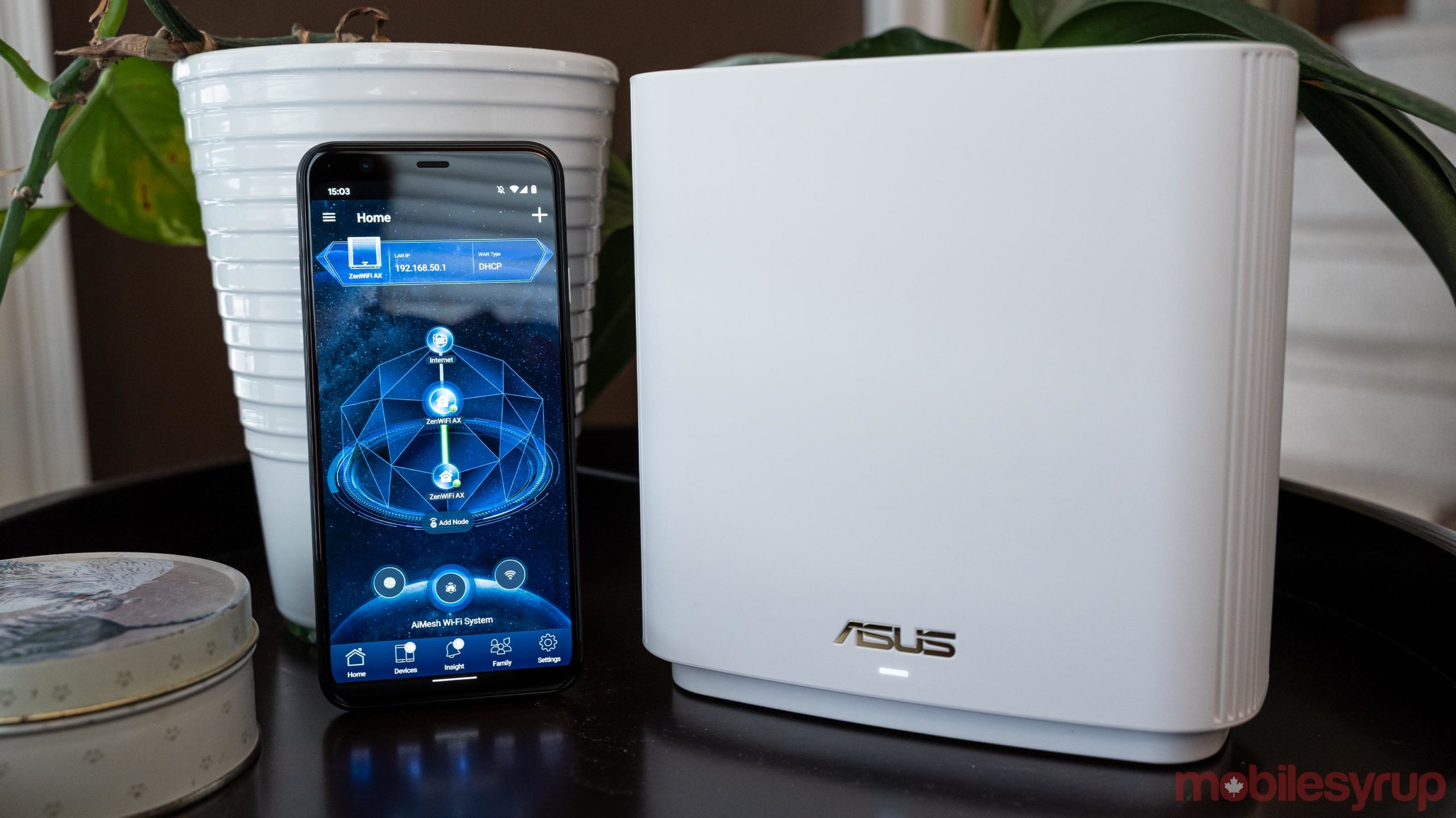 Asus Zenwifi Ax Offers High End Mesh Wi Fi With Crazy Coverage