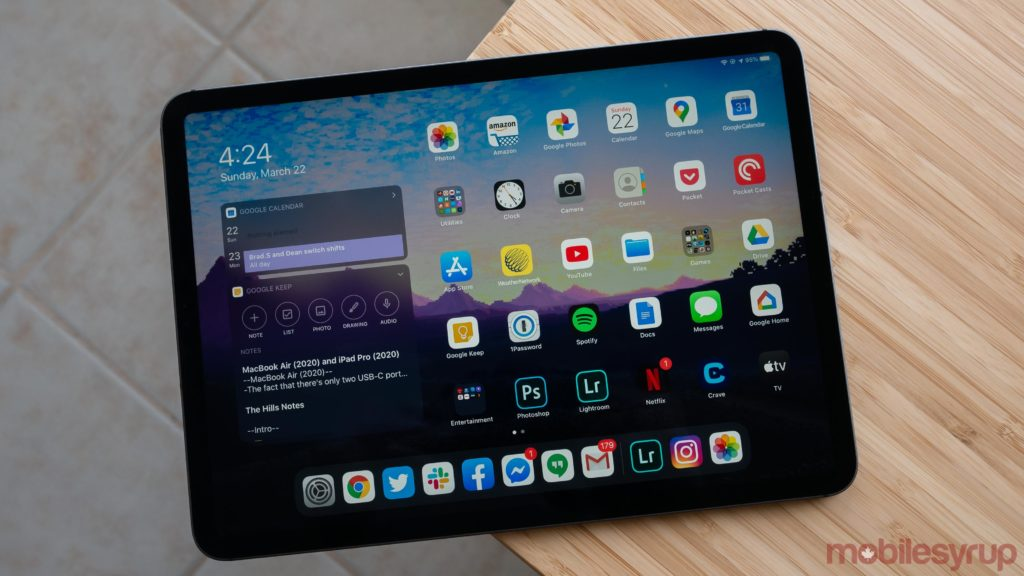 Apple's rumoured 5G iPad Pro may be delayed until 2021: report