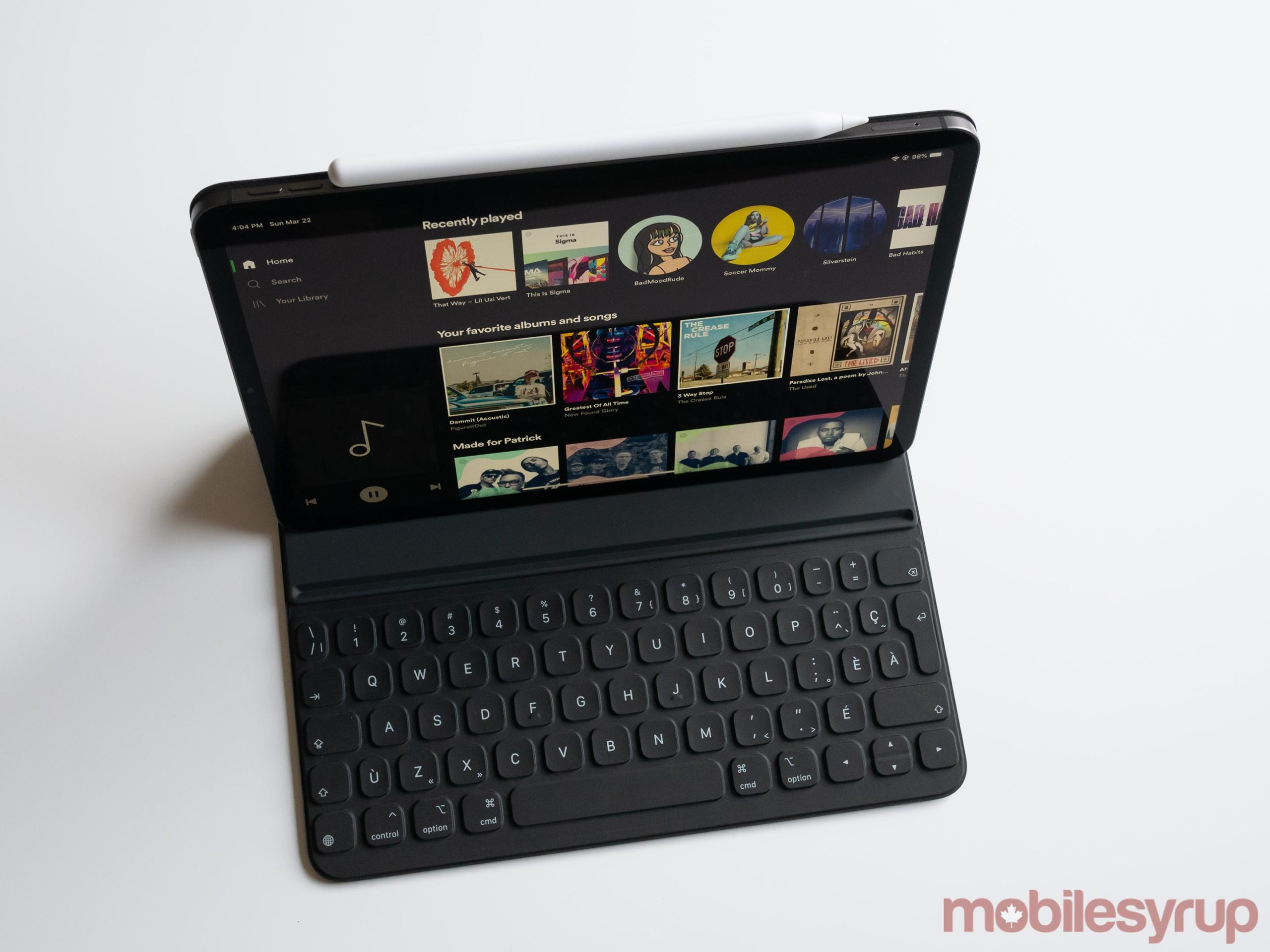iPad Pro 2020 Smart Keyboard