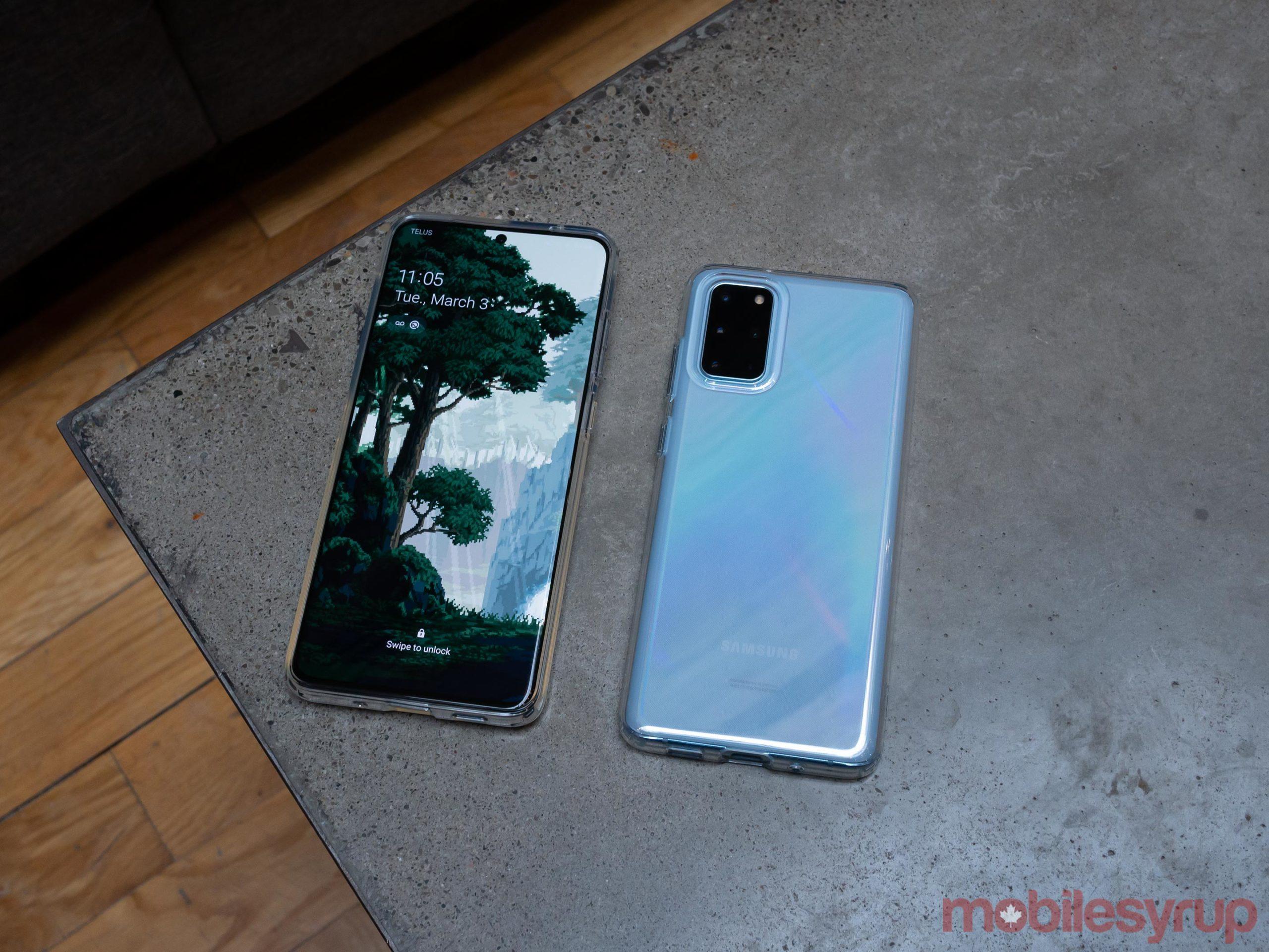 Spigen S20 serires Liquid Crystal case