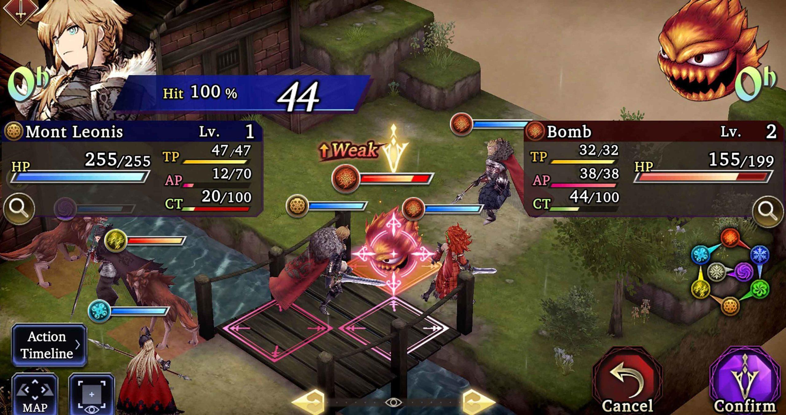 War of the Visions Final Fantasy Brave Exvius