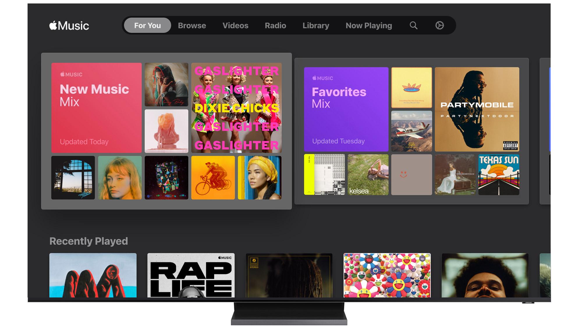 Apple Music Samsung
