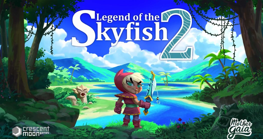 Zelda-like RPG 'Legend of the Skyfish 2' launches on Apple Arcade