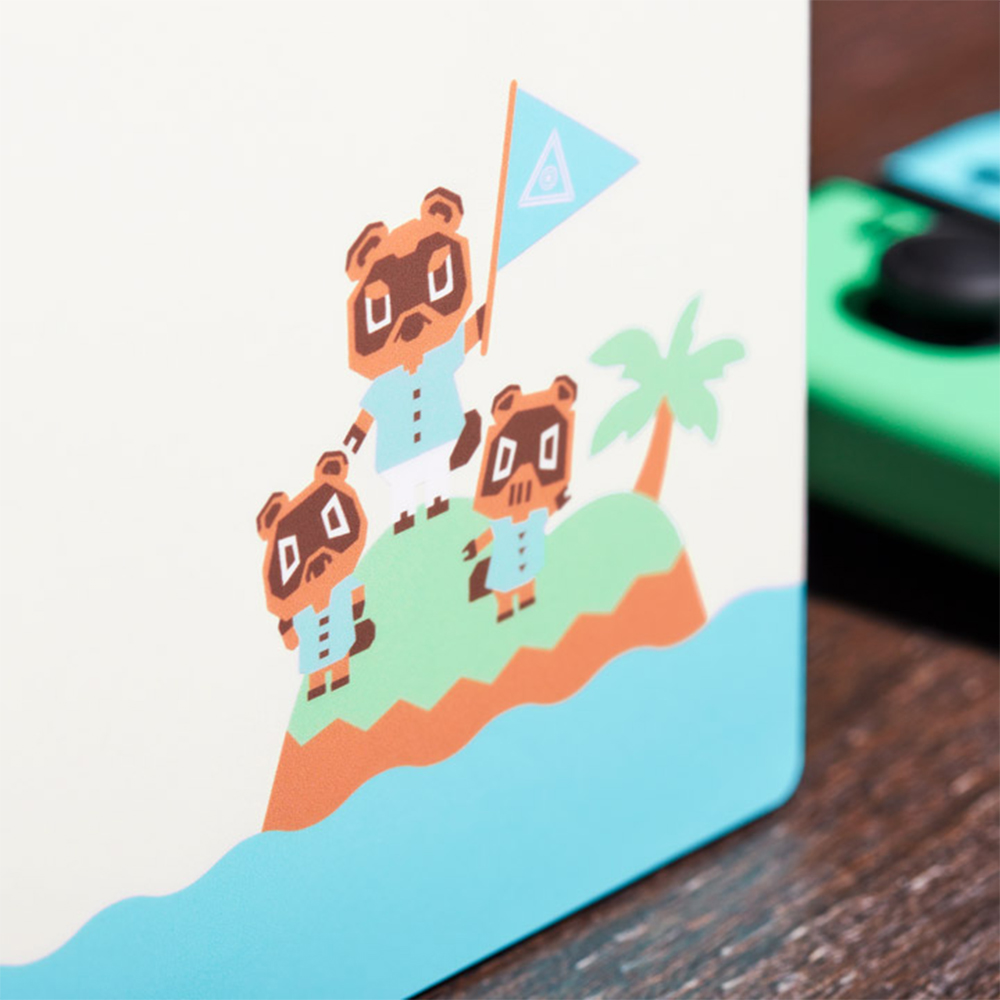 Dbrand Offering Not Animal Crossing Skin For The Nintendo Switch