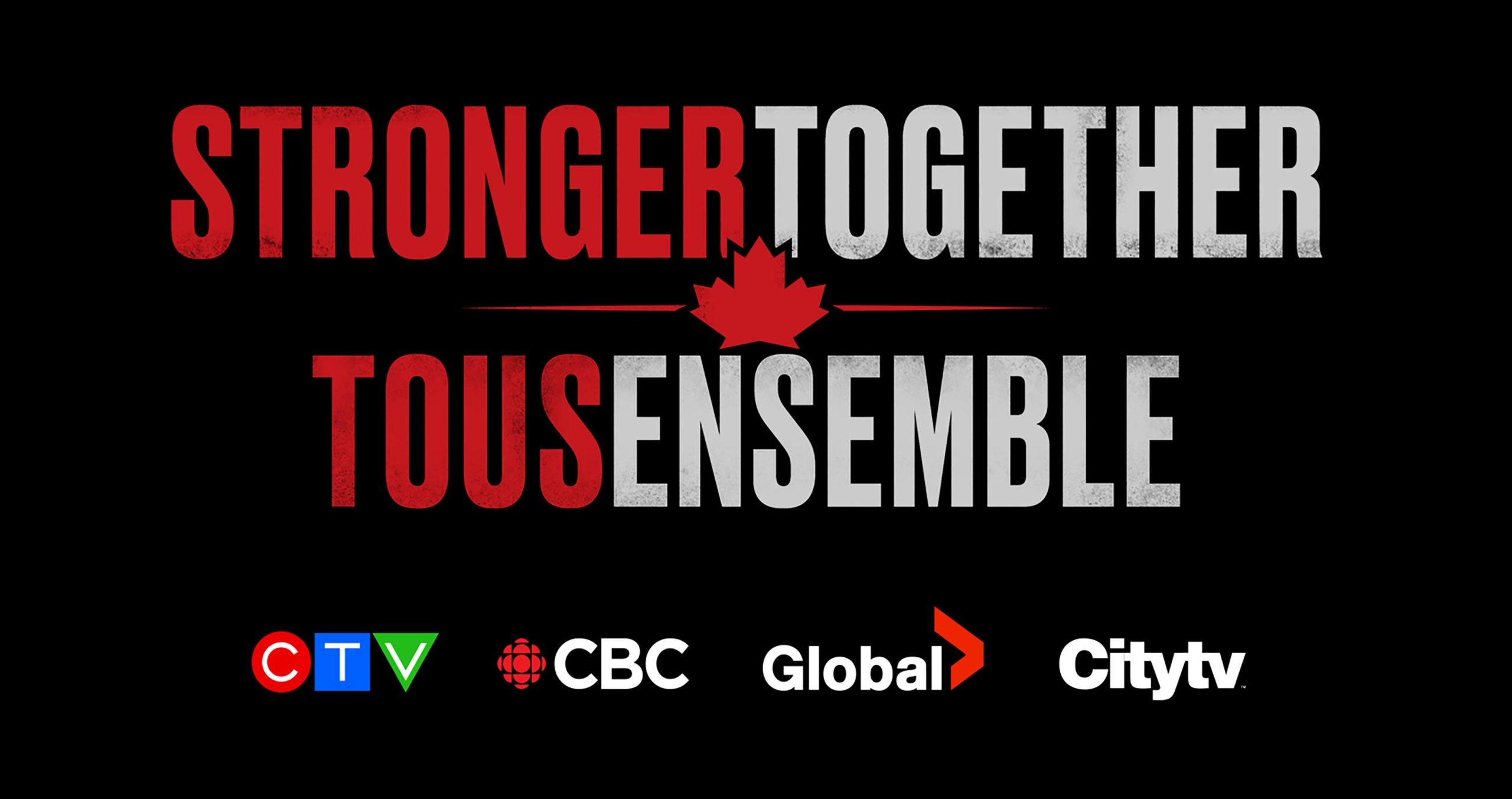 Stronger Together Tous Ensemble