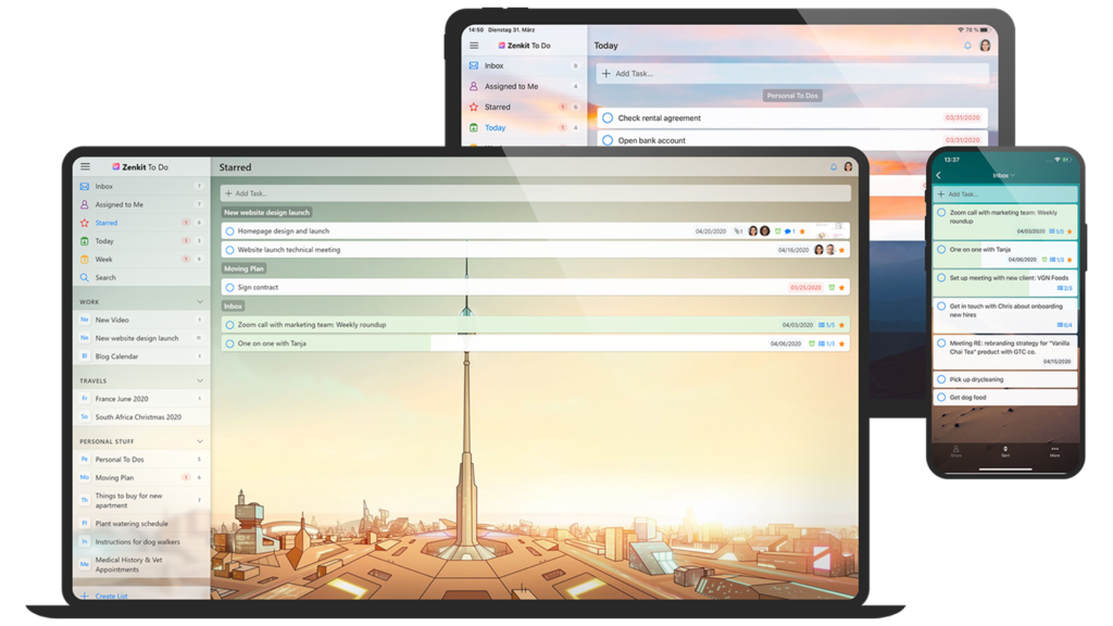 New to-do app Zenkit To Do aims to be the next Wunderlist