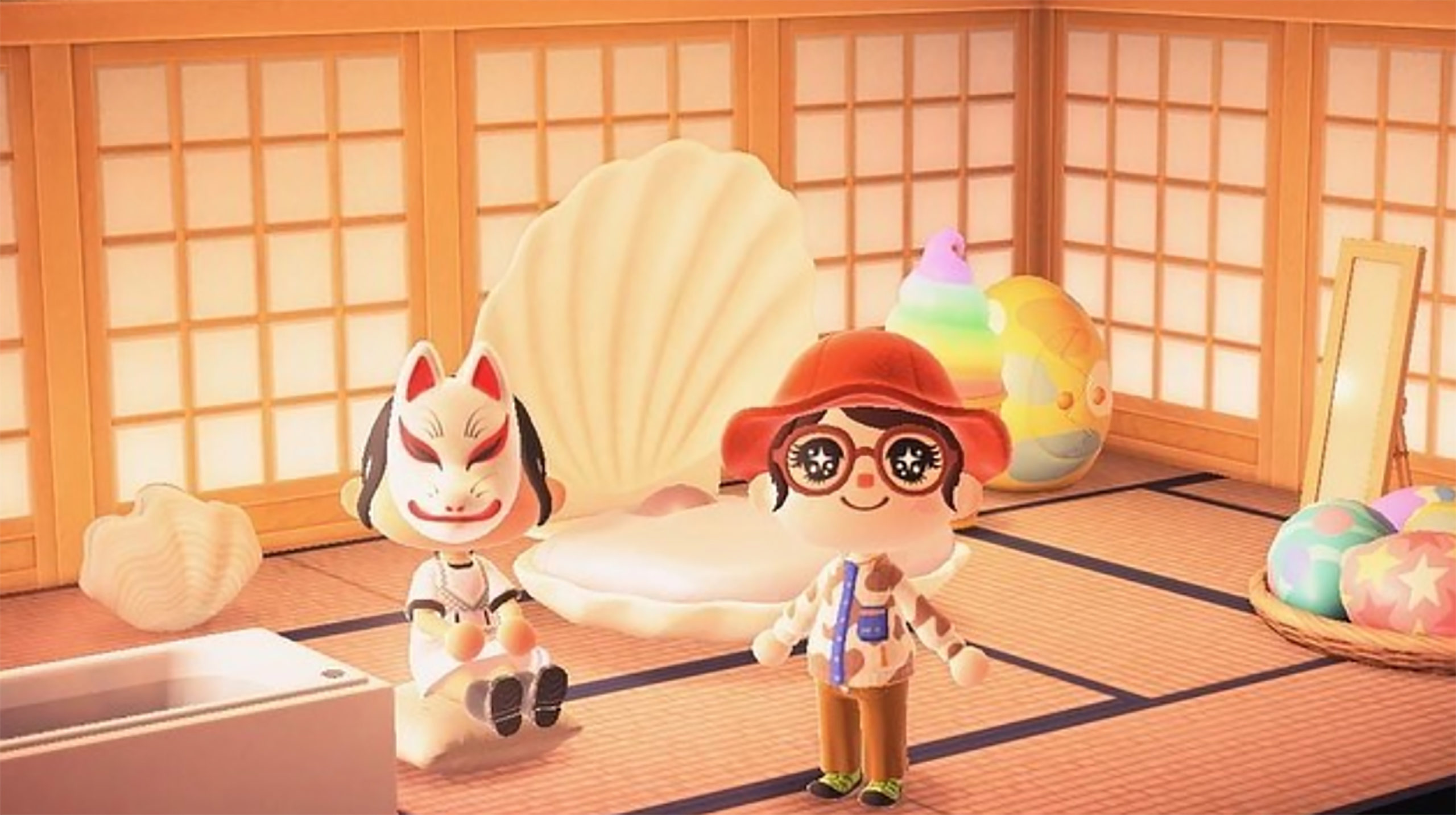 Fashion Designers Are Showing Off Their Latest Styles In Animal Crossing
