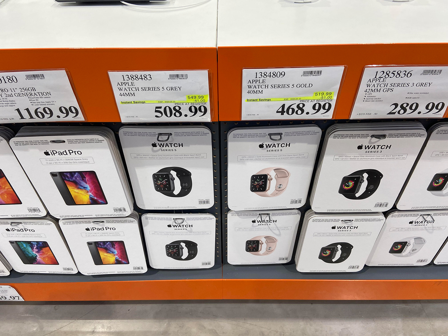 Buy Costco Apple Watch Series 3 Up To 75 Off