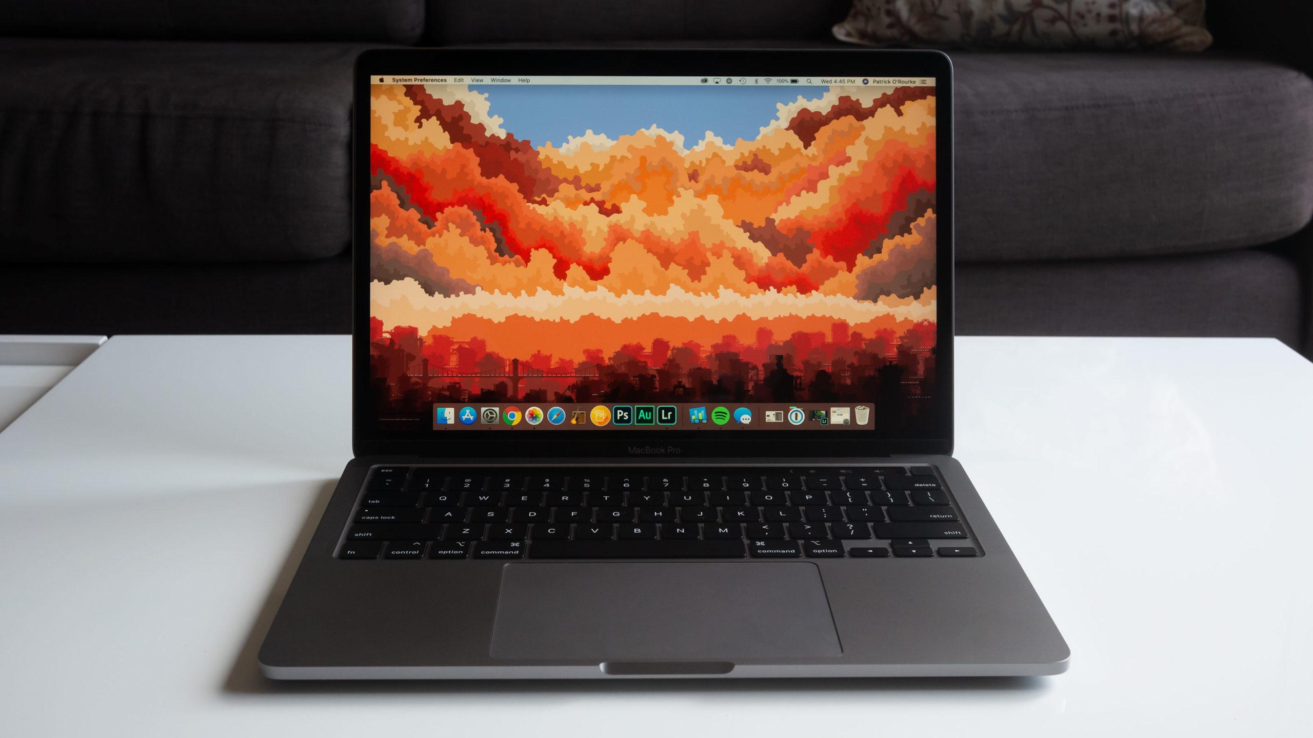 13-inch MacBook Pro (2020)