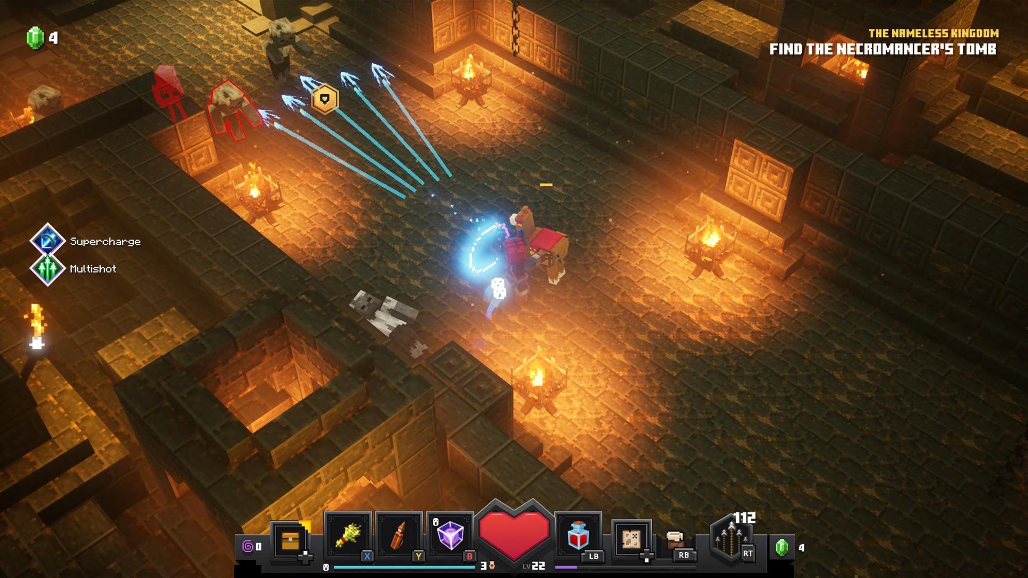 minecraft dungeons 5