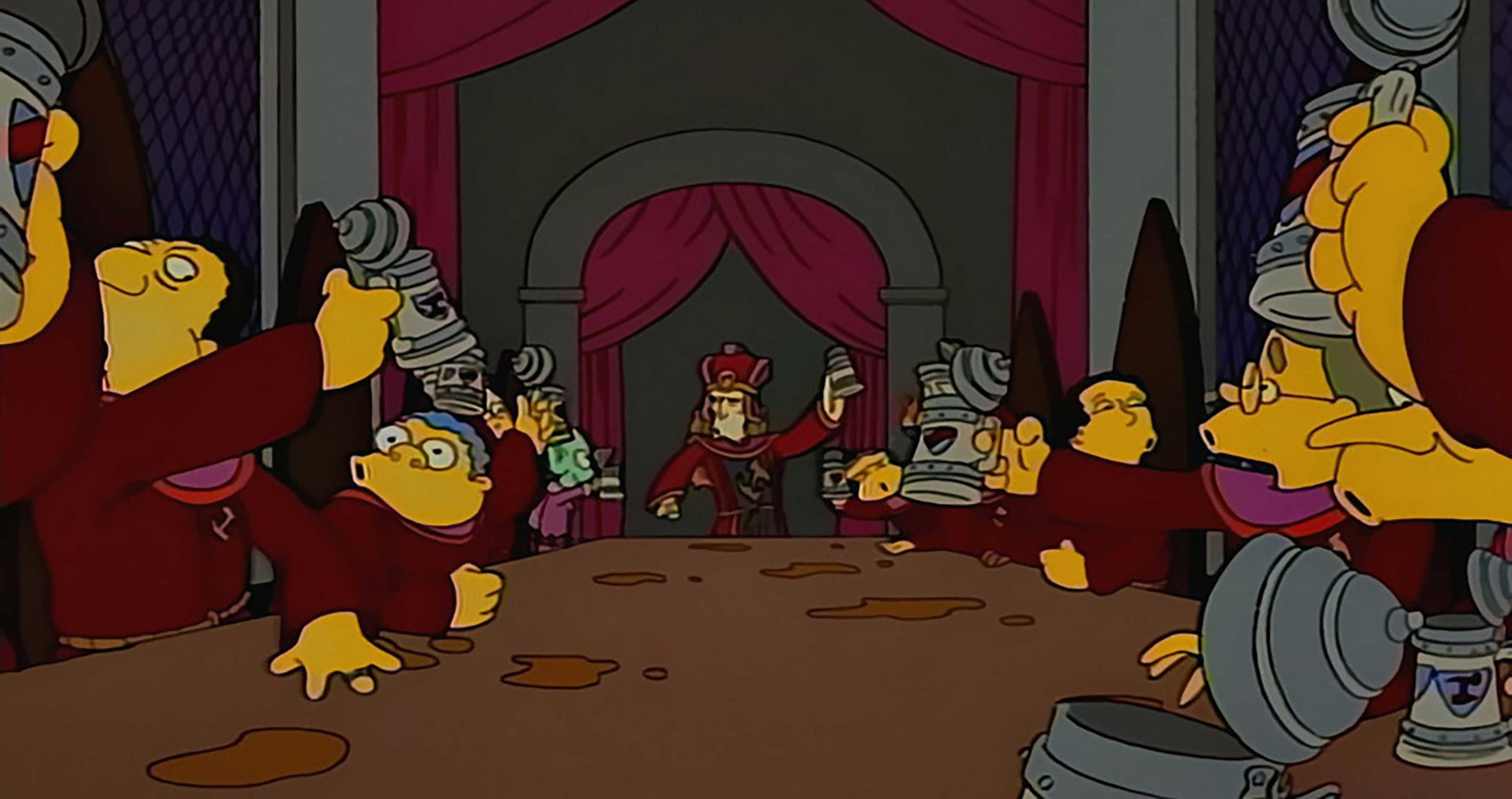 The Simpsons Stonecutters