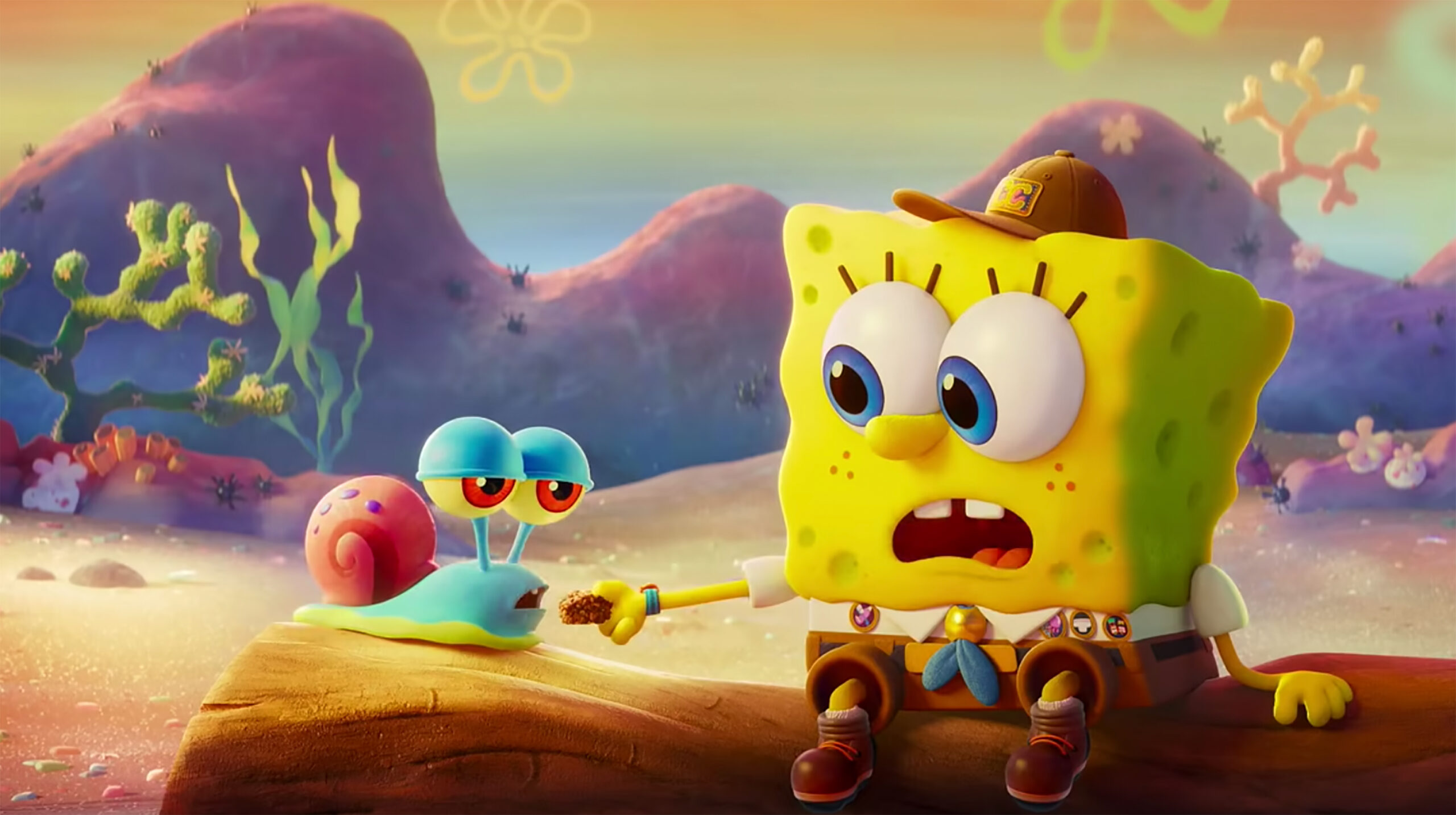 SpongeBob Movie: Sponge On The Run Will Skip Theaters For ...