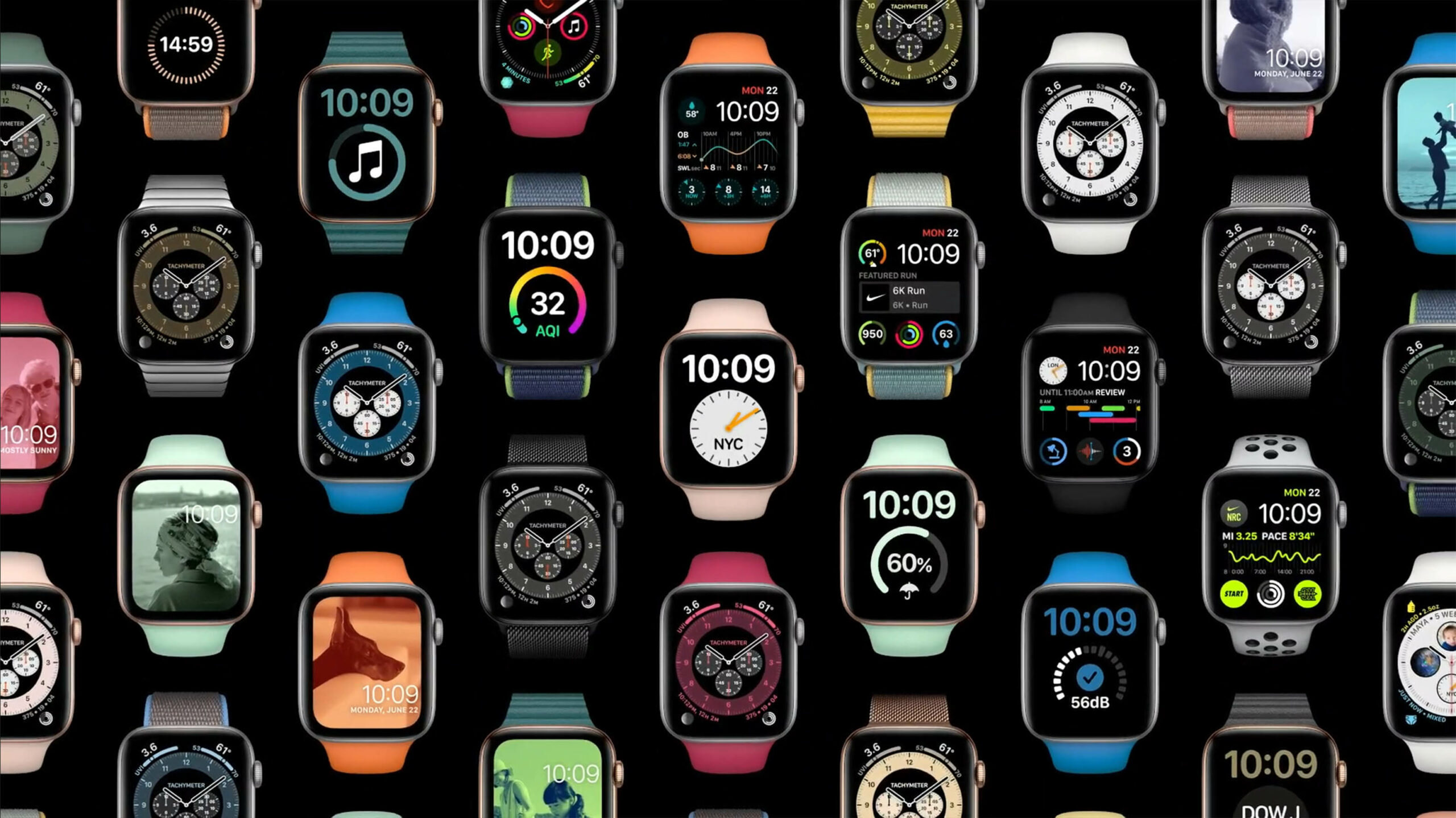 Apple Watch gets 'Sleep tracking' and more in watchOS 7