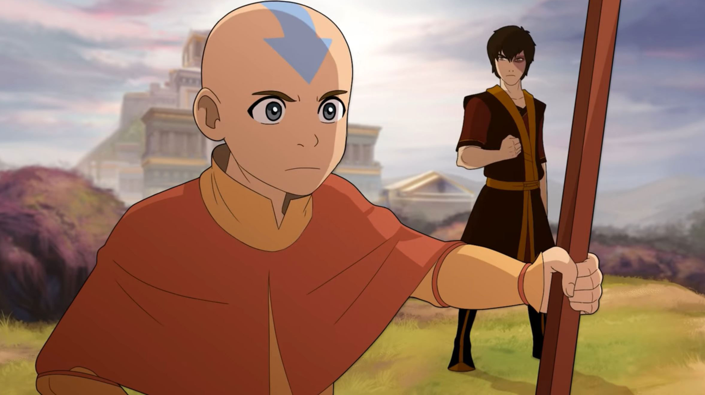 Avatar: The Last Airbender skins are coming to Smite