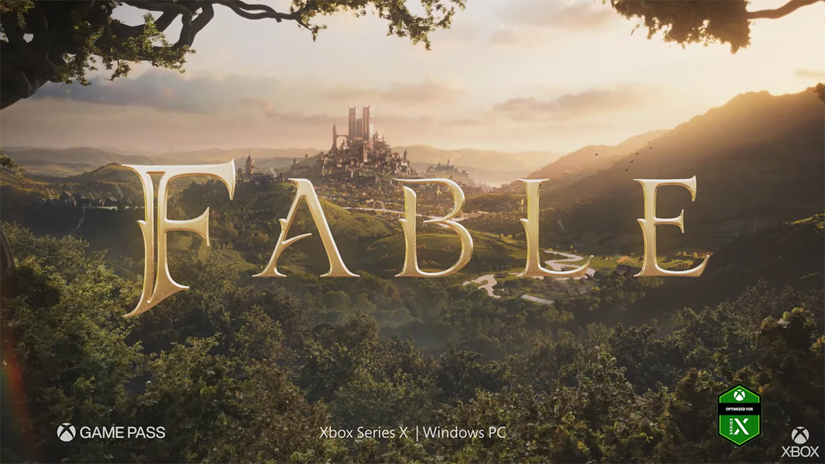 Xbox finally confirms new Fable game from Forza studio Playground