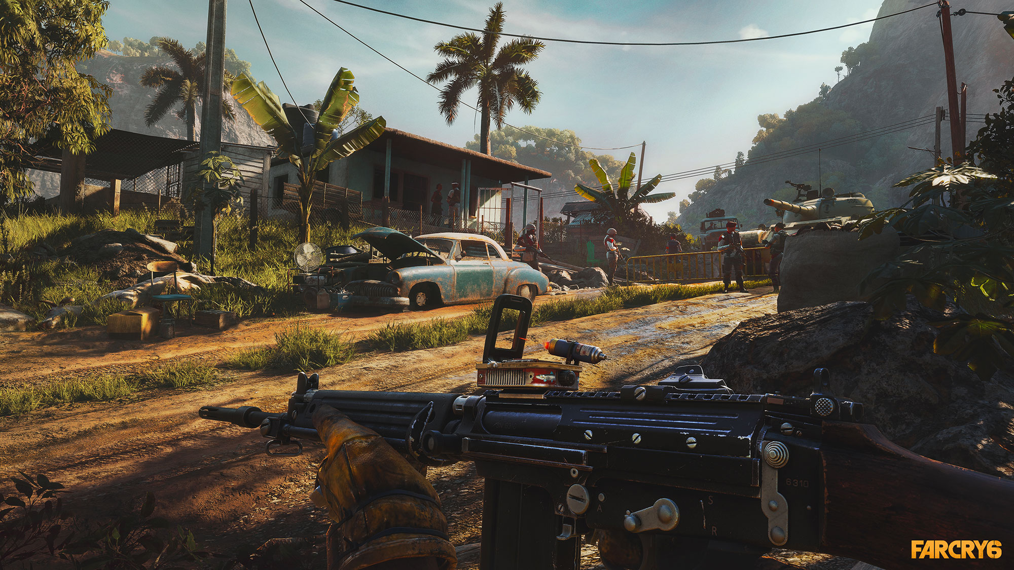 Ubisoft Officially Reveals Far Cry 6