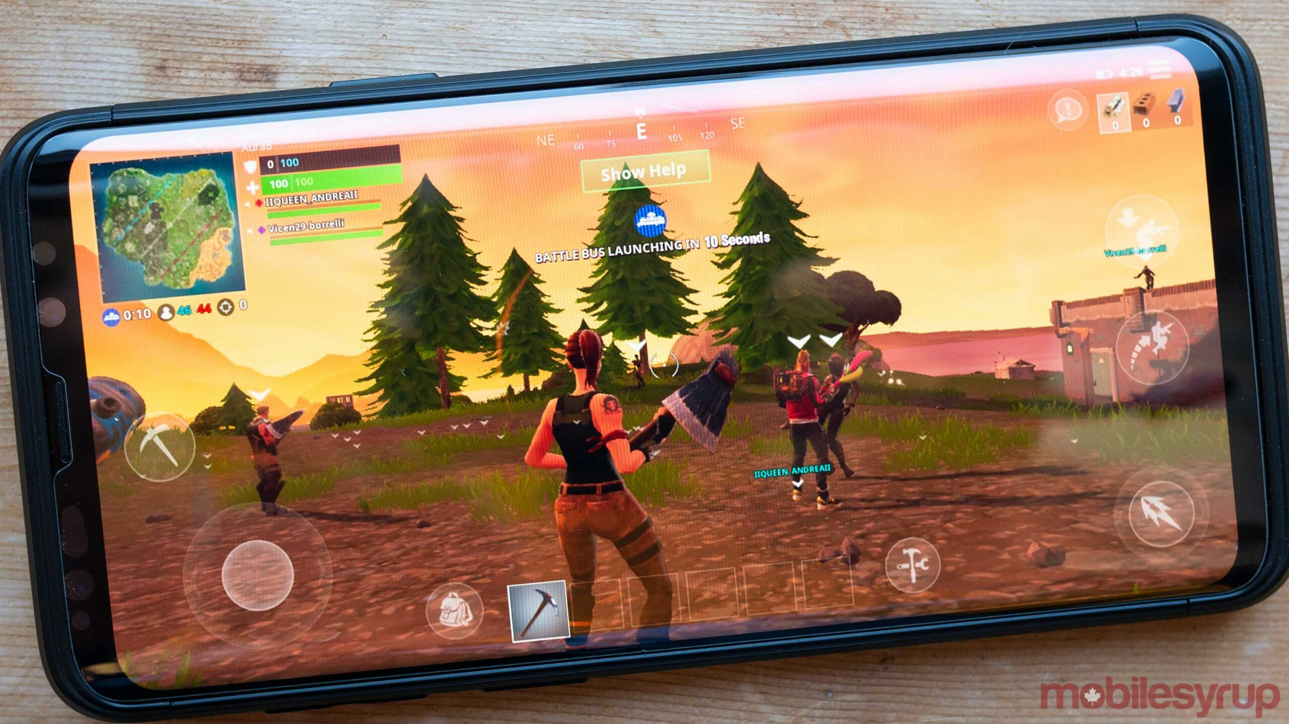Fortnite Mobile Emote Oneplus Owners Can Get Their Hands On An Exclusive Fortnite Dance Emote