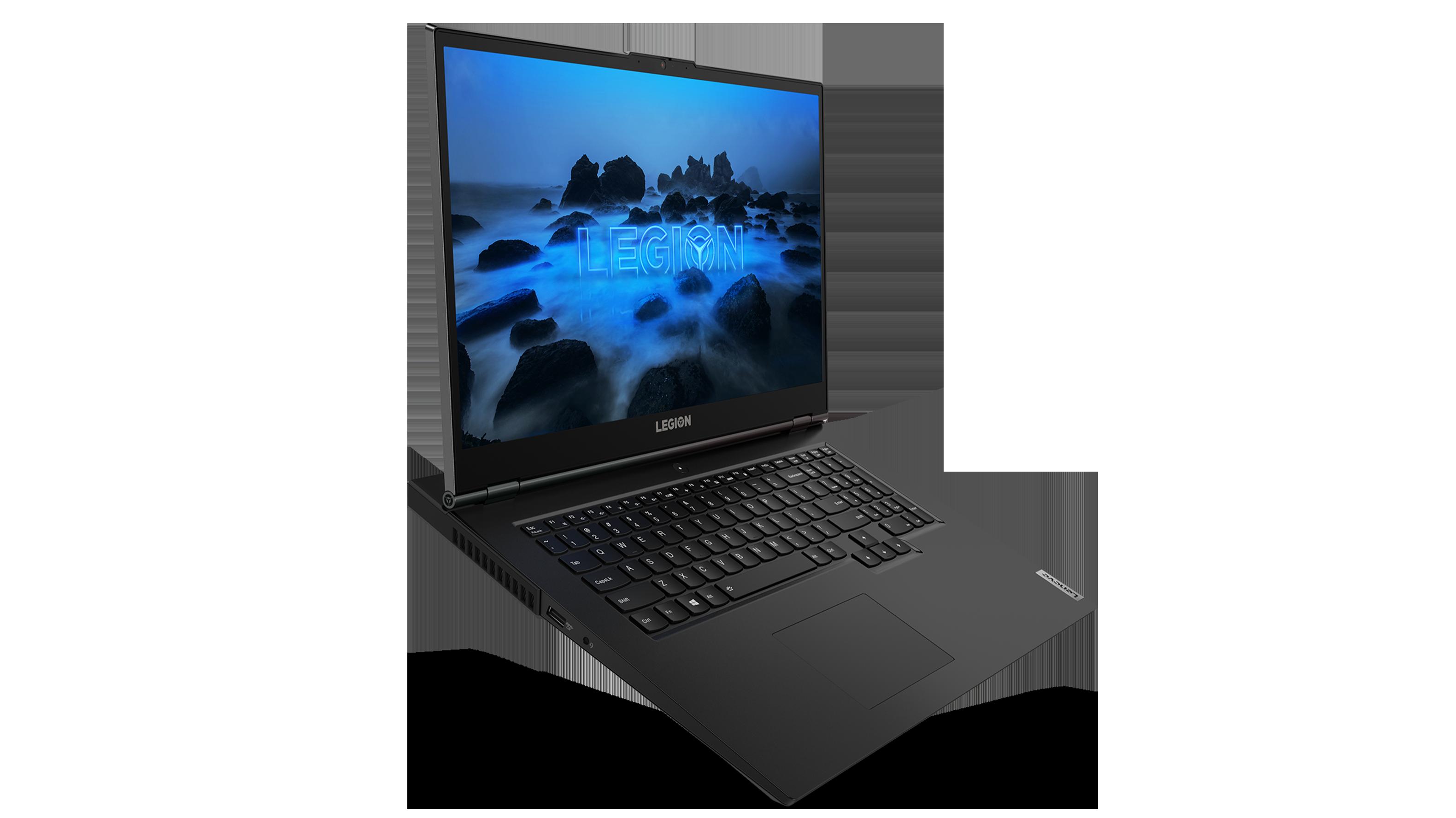 Lenovo Unveils New Legion Gaming Laptops With Amd Ryzen Cpus