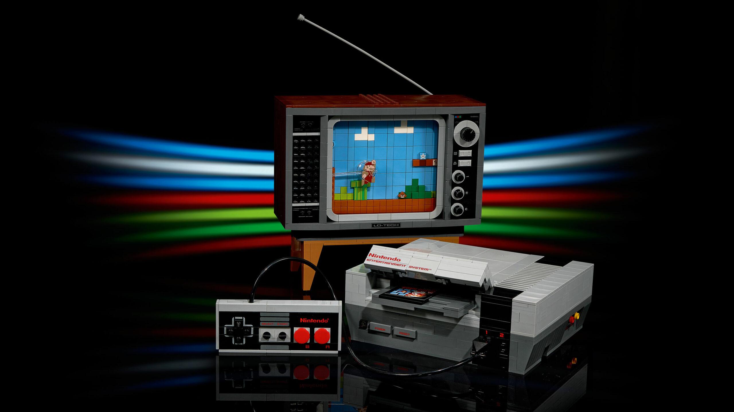 NES Lego set