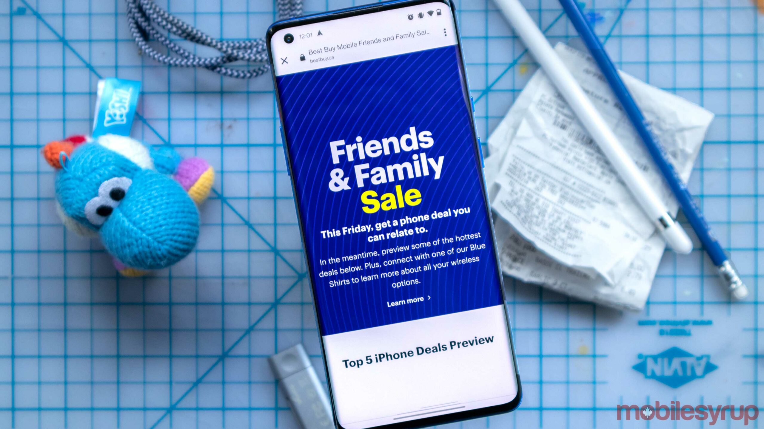 Best Buy Canada S Family Friends Sale Discounts Select Android And Iphones