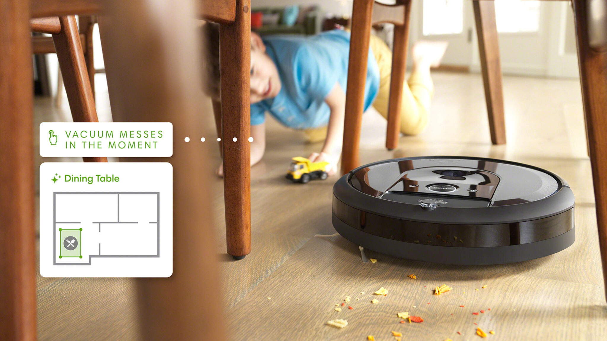 iRobot is offering huge discounts on several of its robot vacuum cleaners