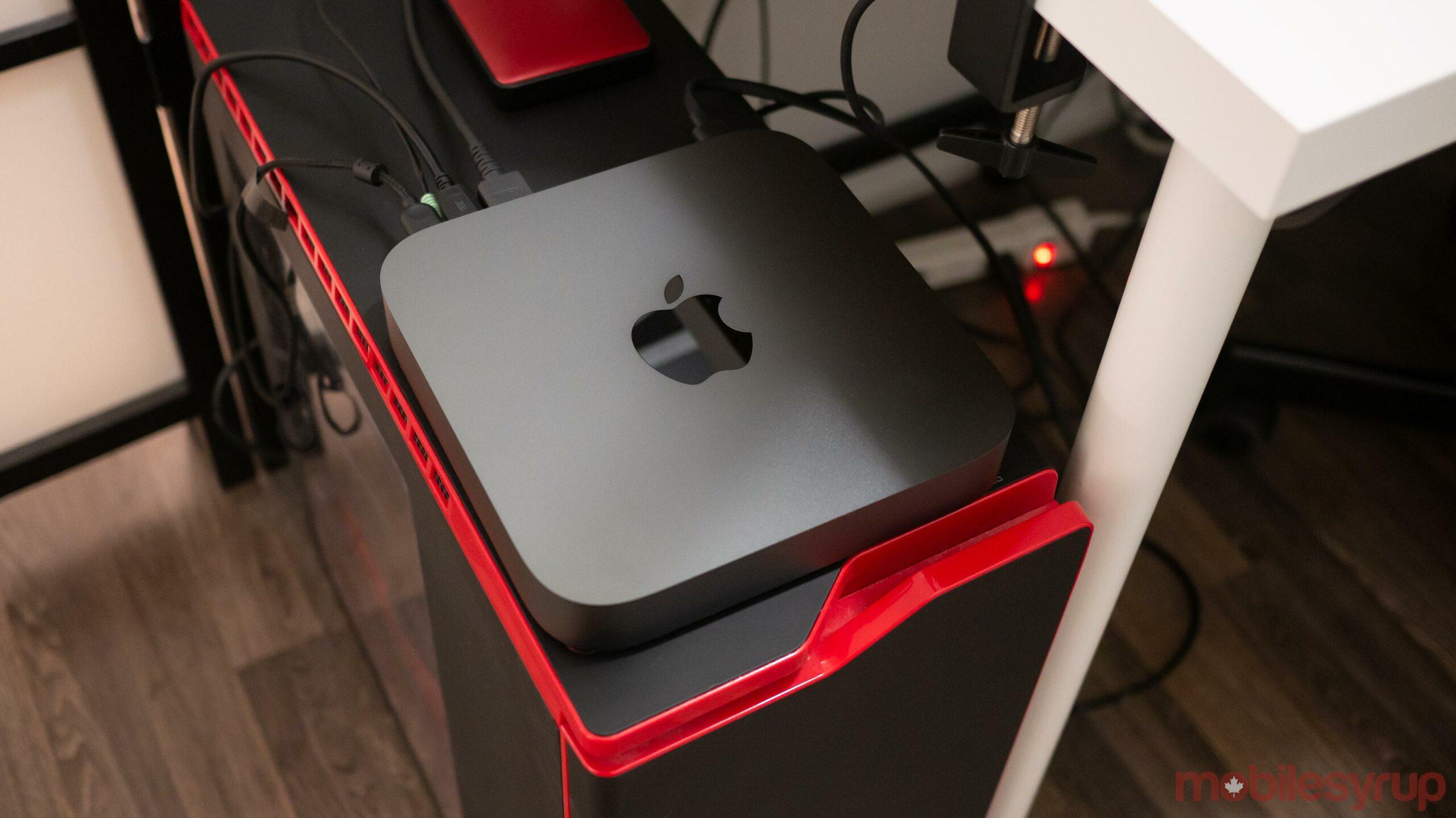 Mac Mini prototype