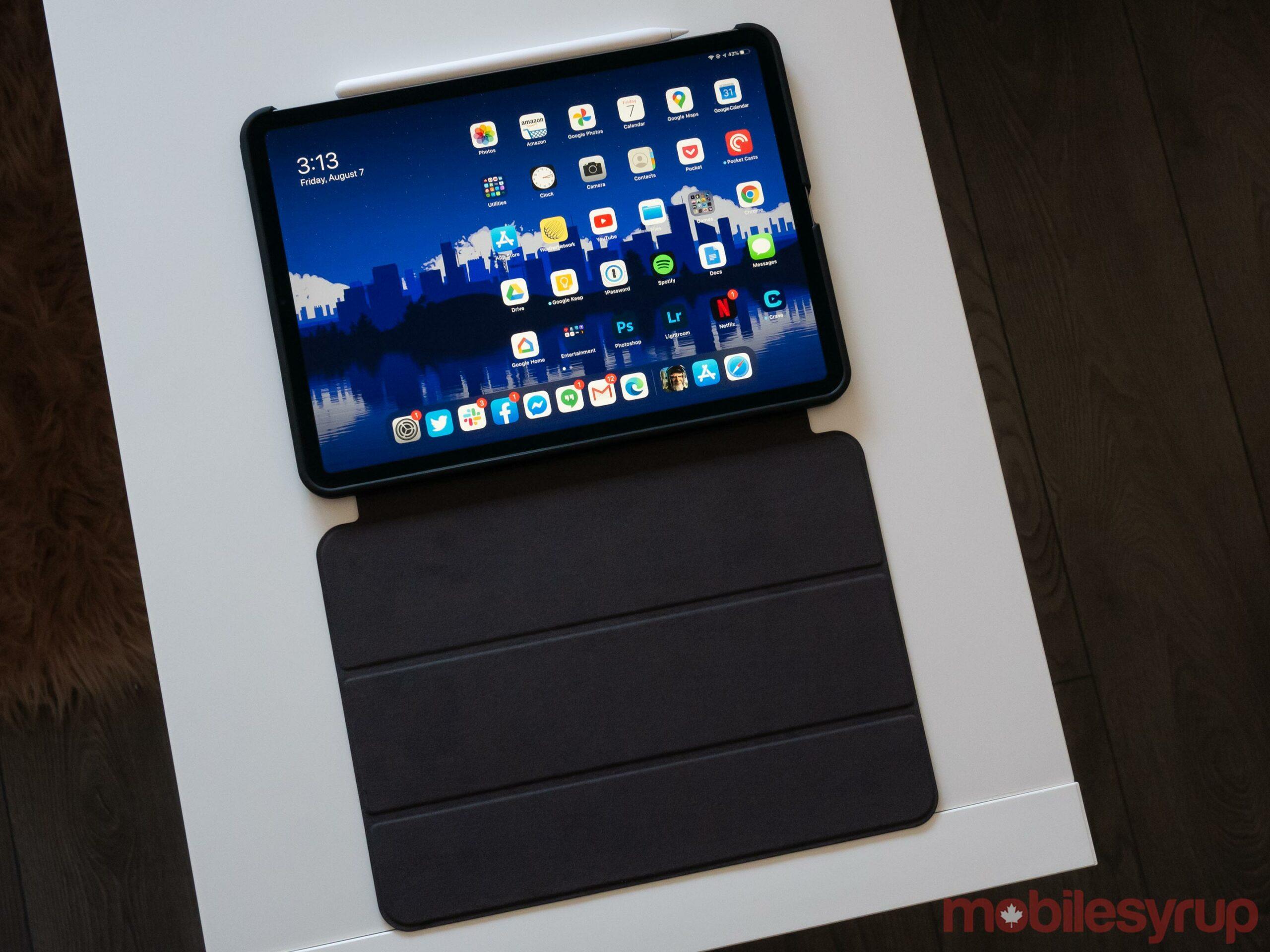 Nomad Rugged Folio case for iPad Pro (2020)