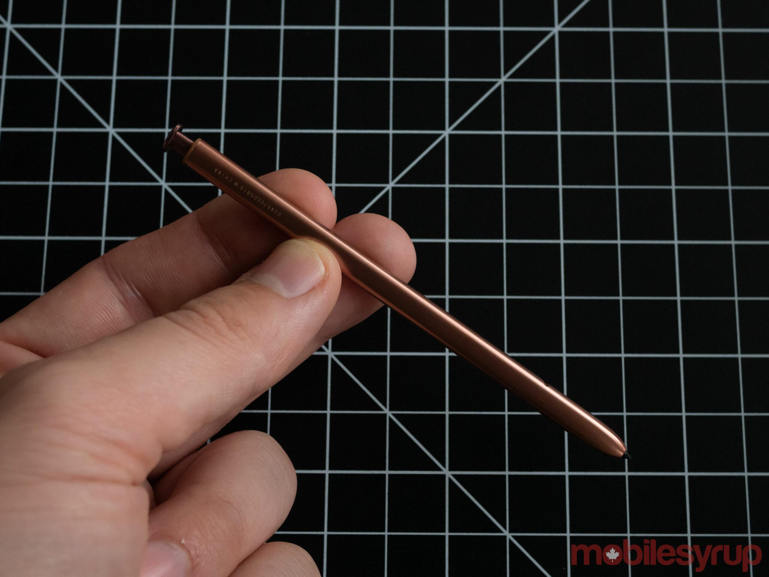 Note 20 S Pen