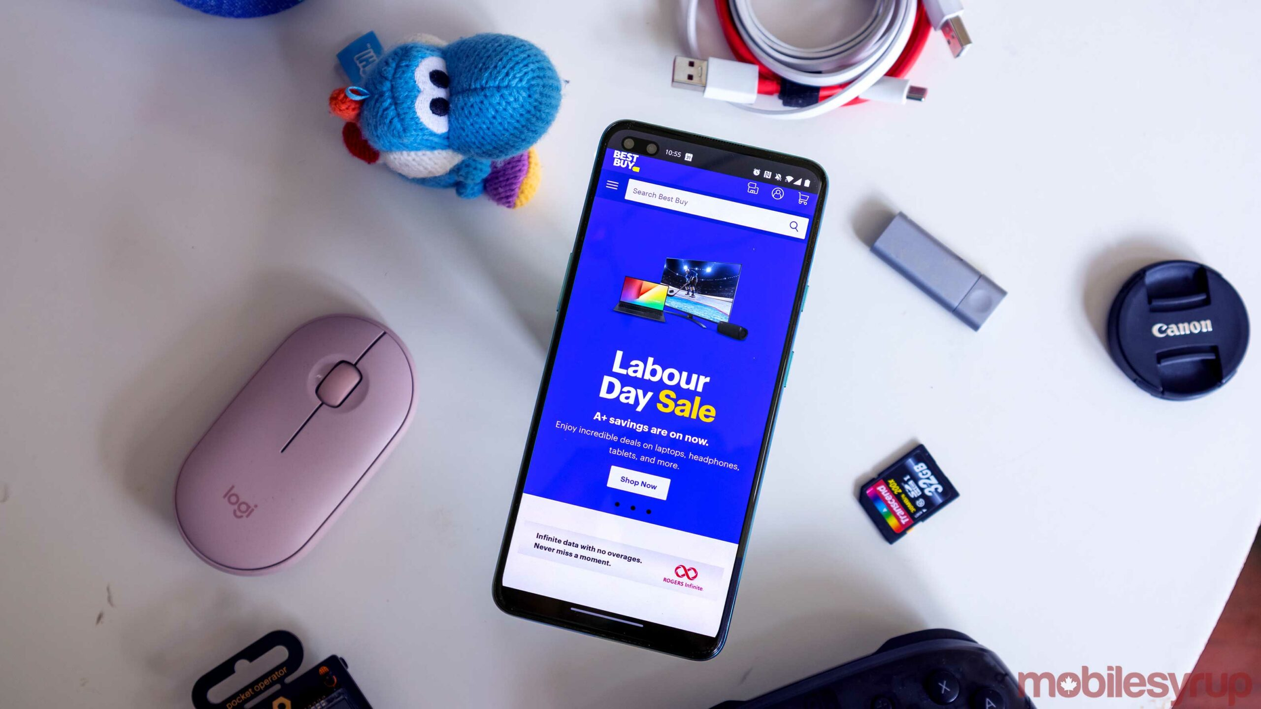 Best Buy Labour Day Sale