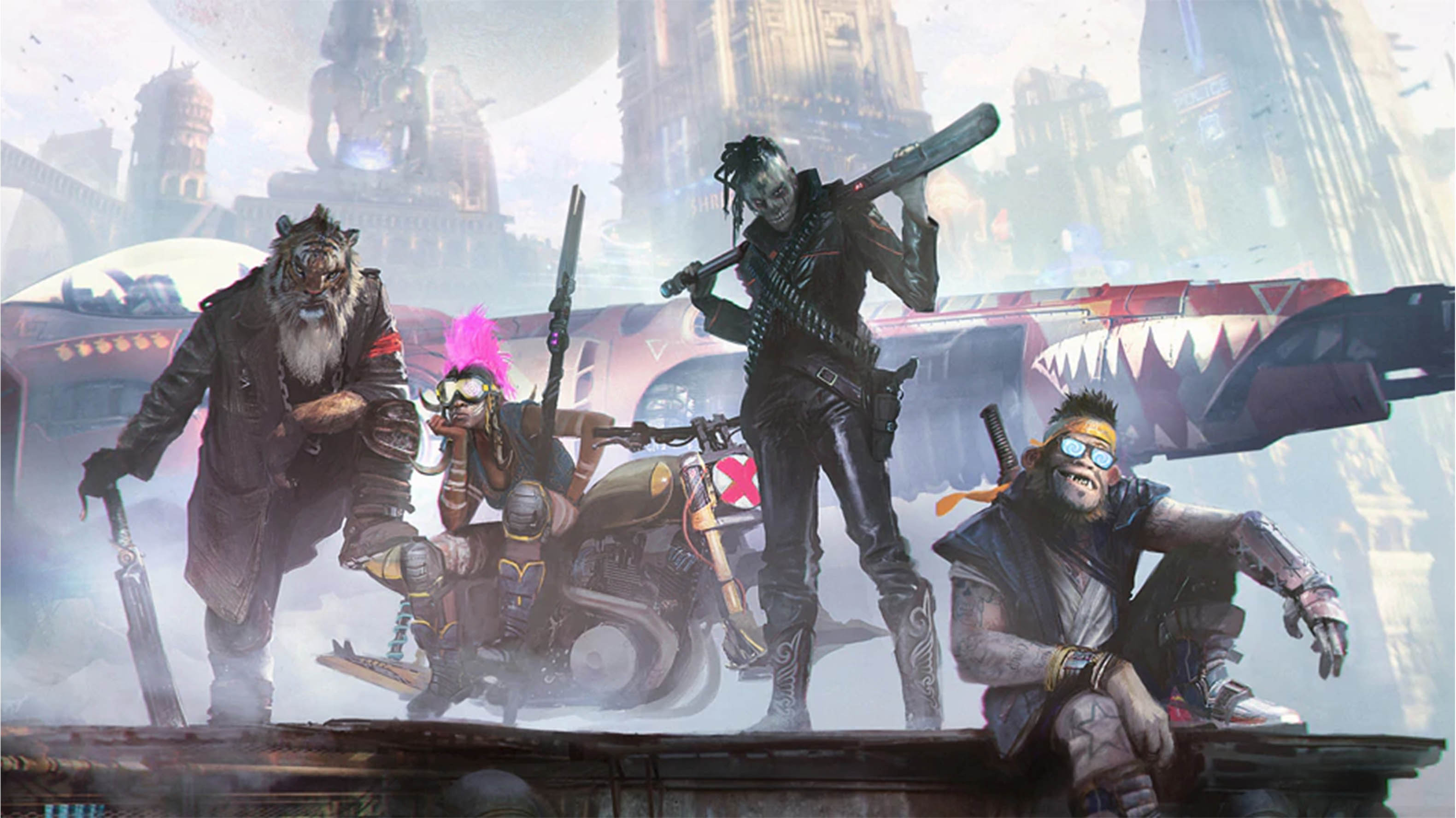 Ubisoft to show off 'Beyond Good & Evil 2' gameplay in 2021