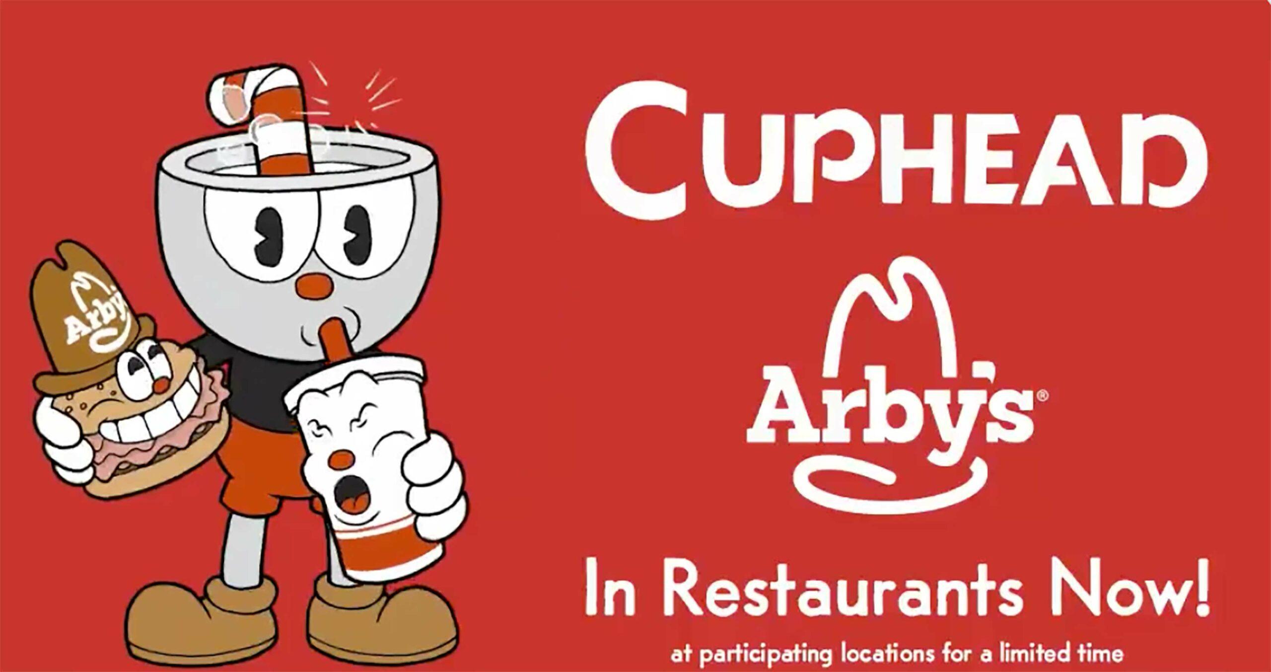 Cuphead Arby's
