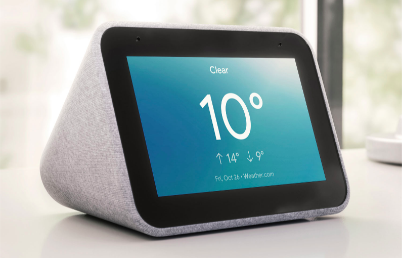 Best Buy offers free Lenovo smart clock with Google Nest Hello or security camera purchase