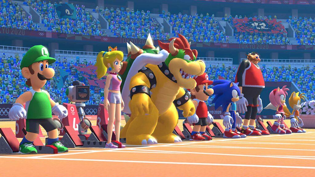 Latest Nintendo Switch sales feature Capcom, Sega, Square Enix games