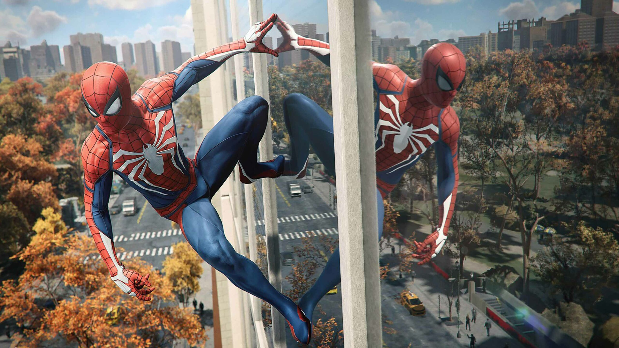 Marvel's Spider-Man Remastered ray-tracing