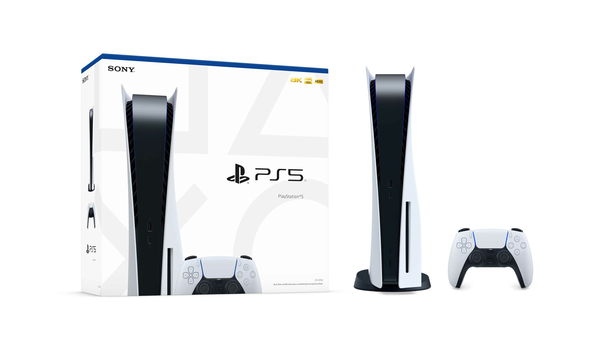 PlayStation 5 box