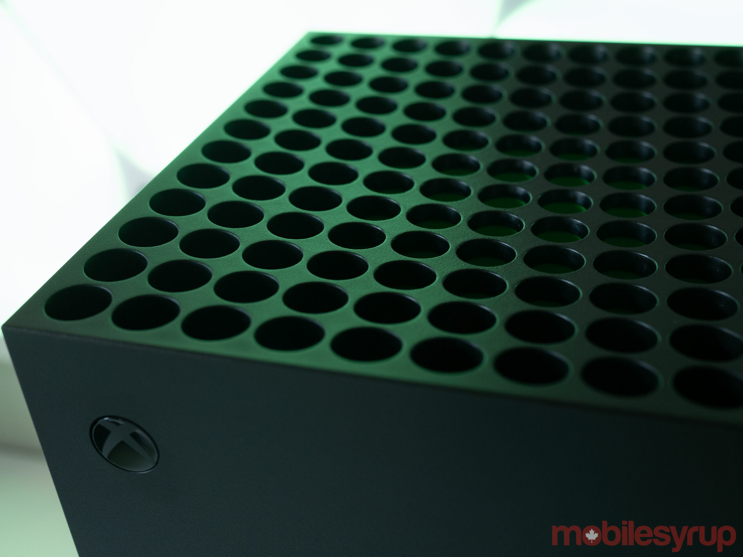 Xbox Series X grill