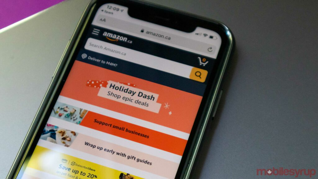 Amazon is jumping right into its pre-holidays sales event  image