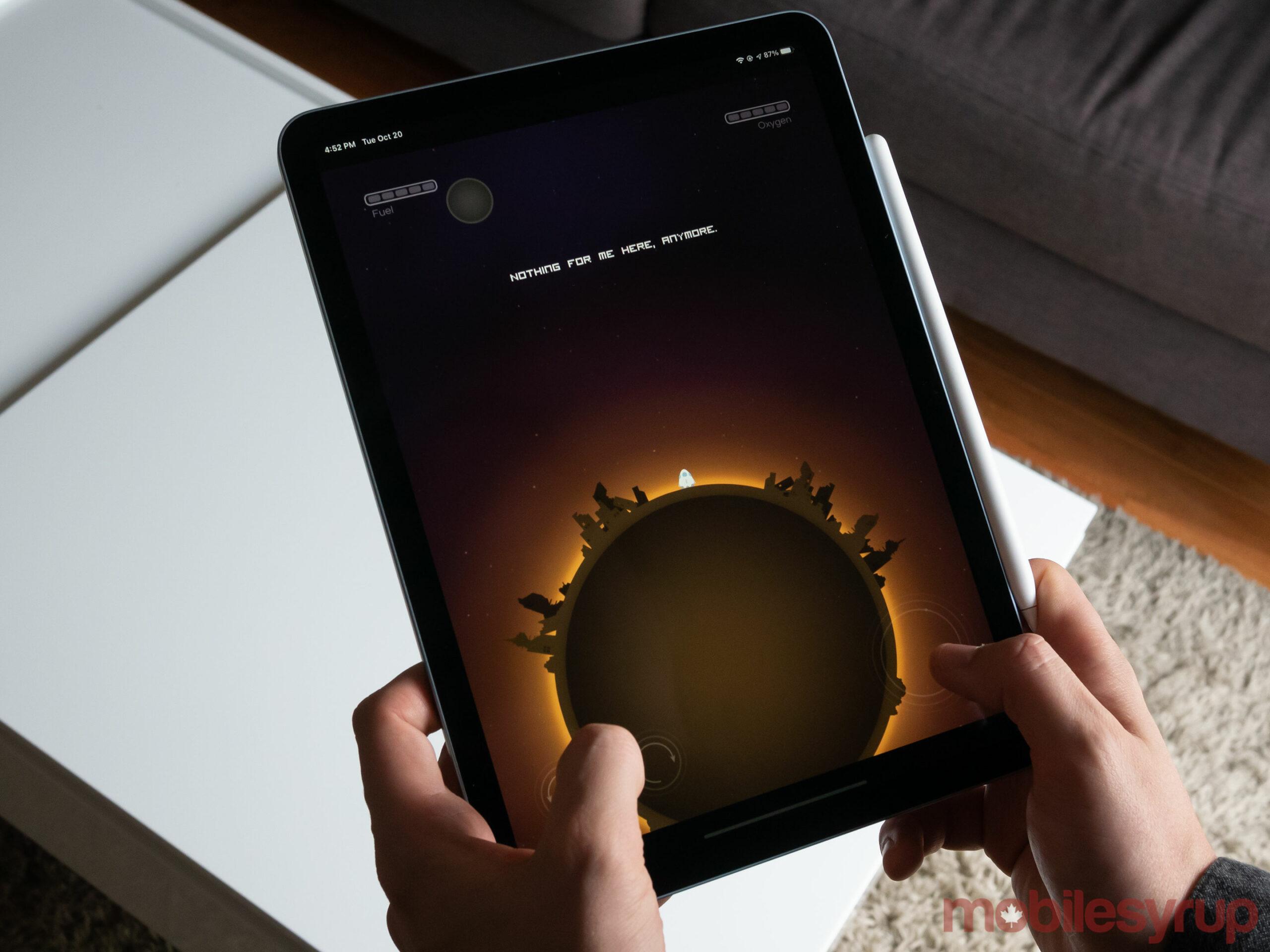 iPad Air gaming