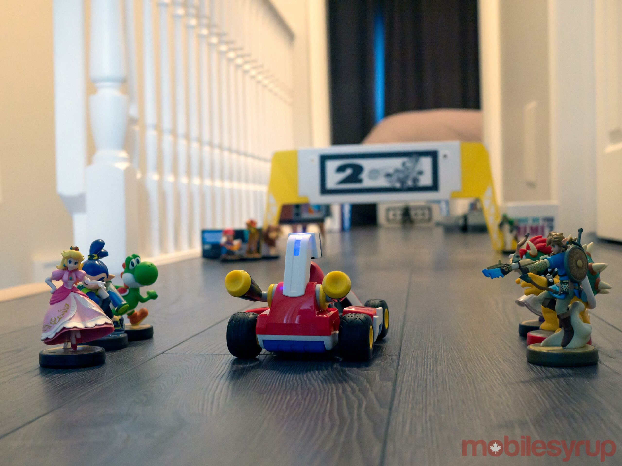 Mario Kart Live: Home Circuit with Amiibo