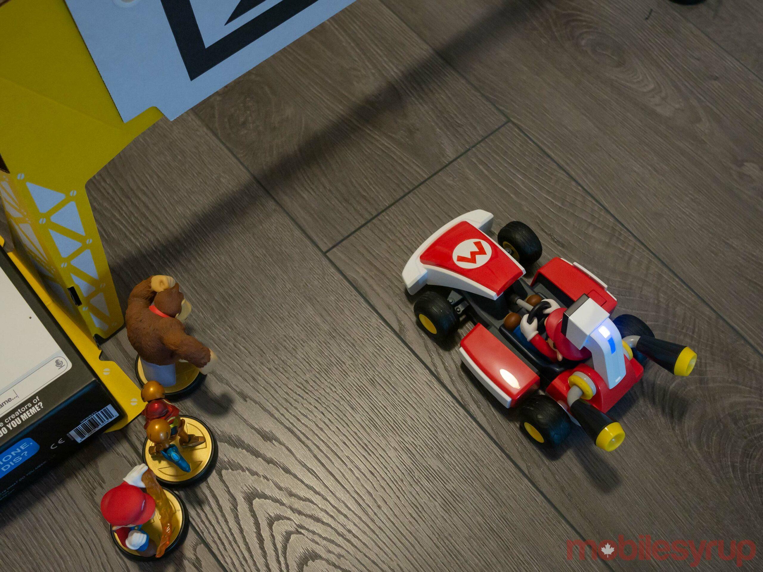Mario Kart Live: Home Circuit kart