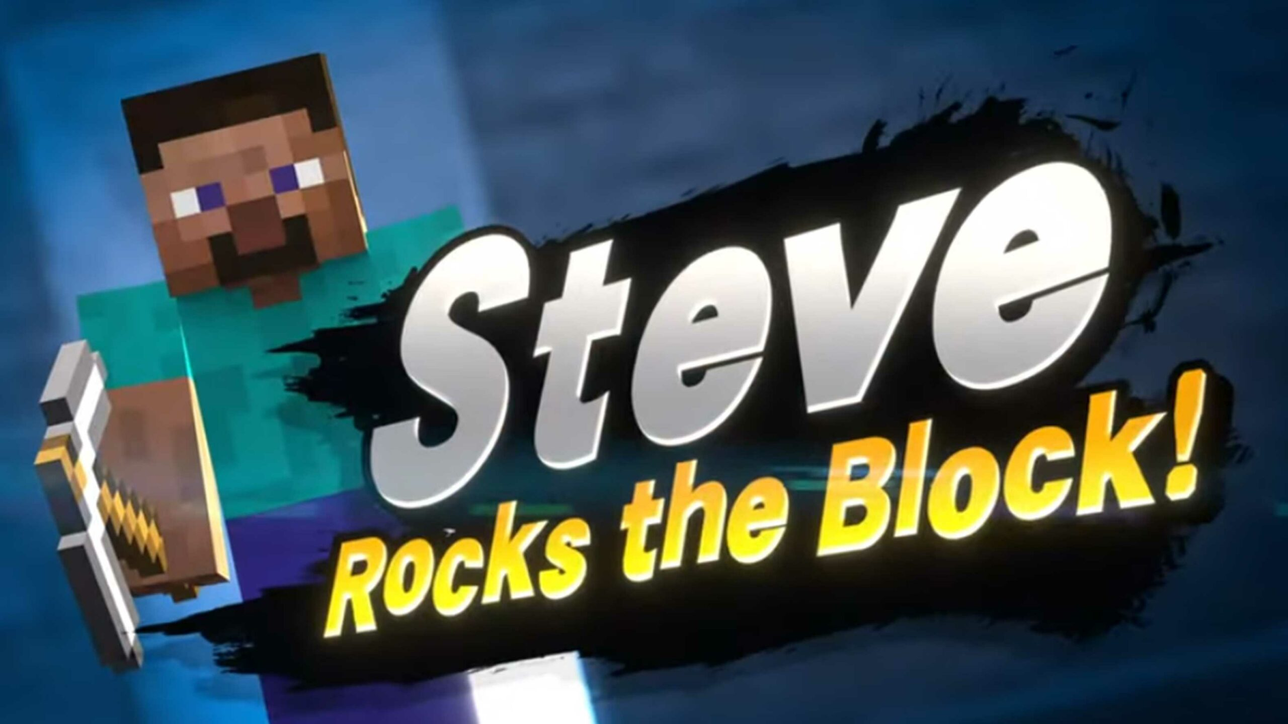Minecraft Steve, Enderman and more come to Super Smash Bros. for Switch