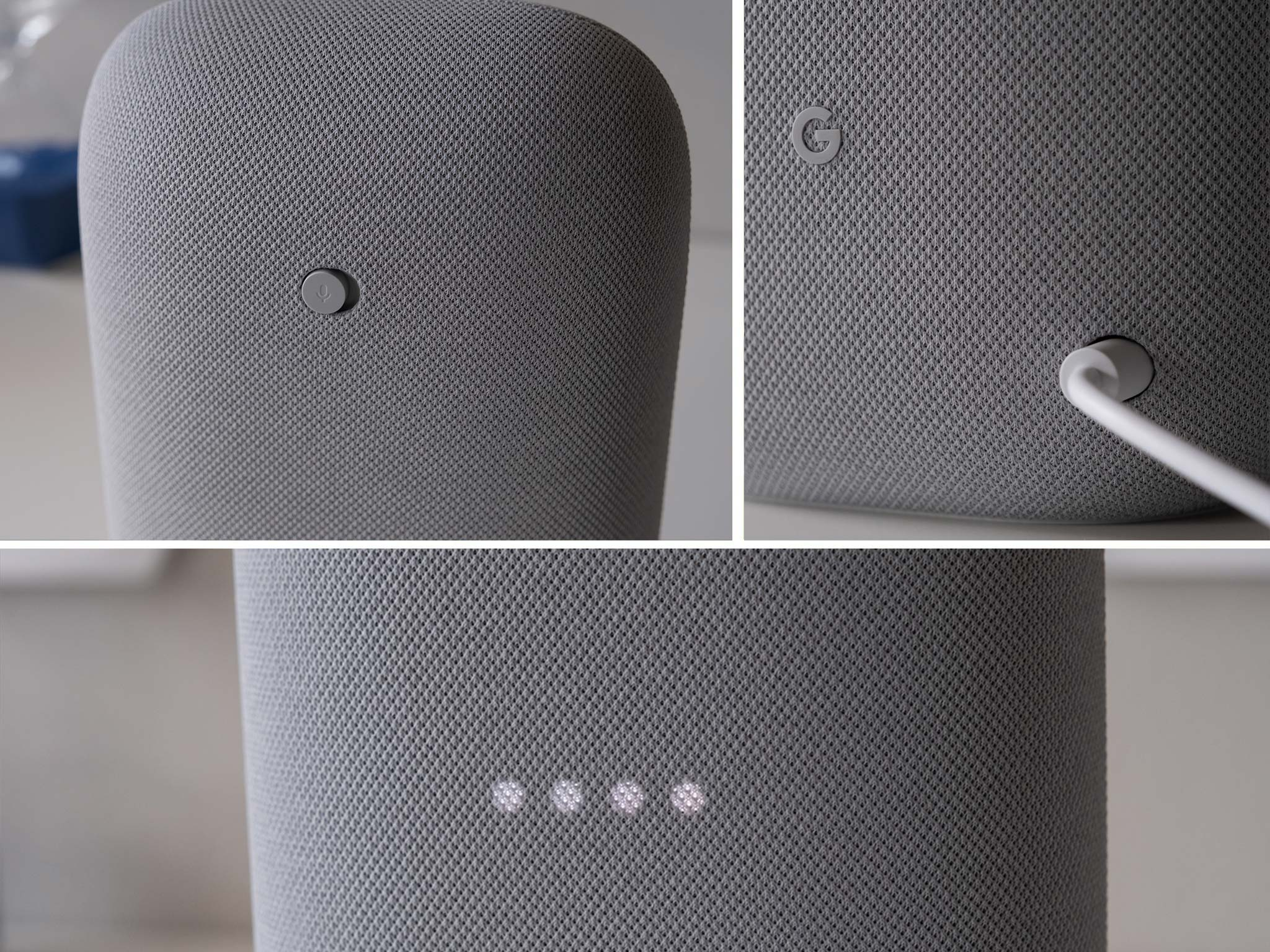 Nest Audio from different angles