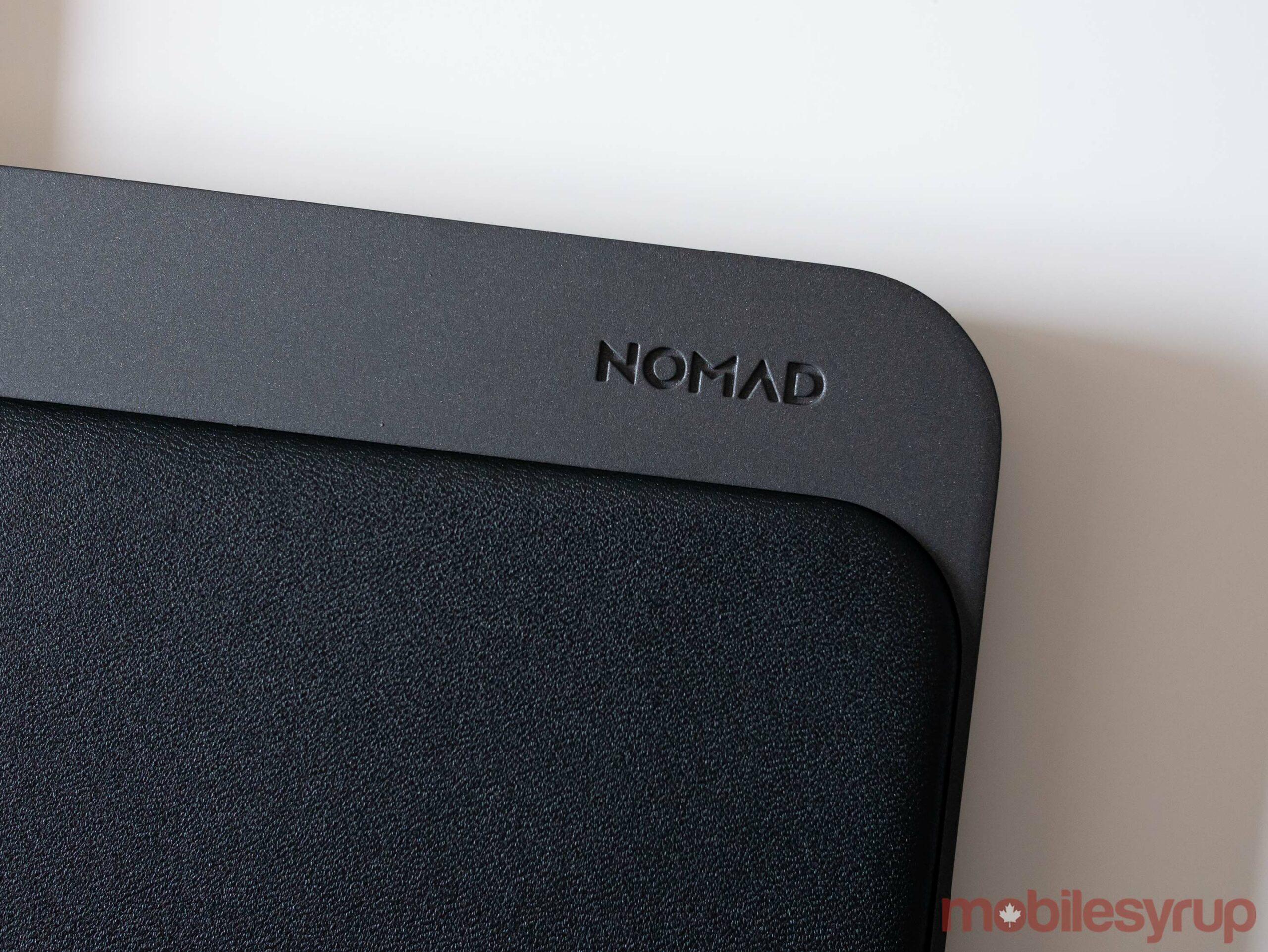 Nomad Base Station Pro logo