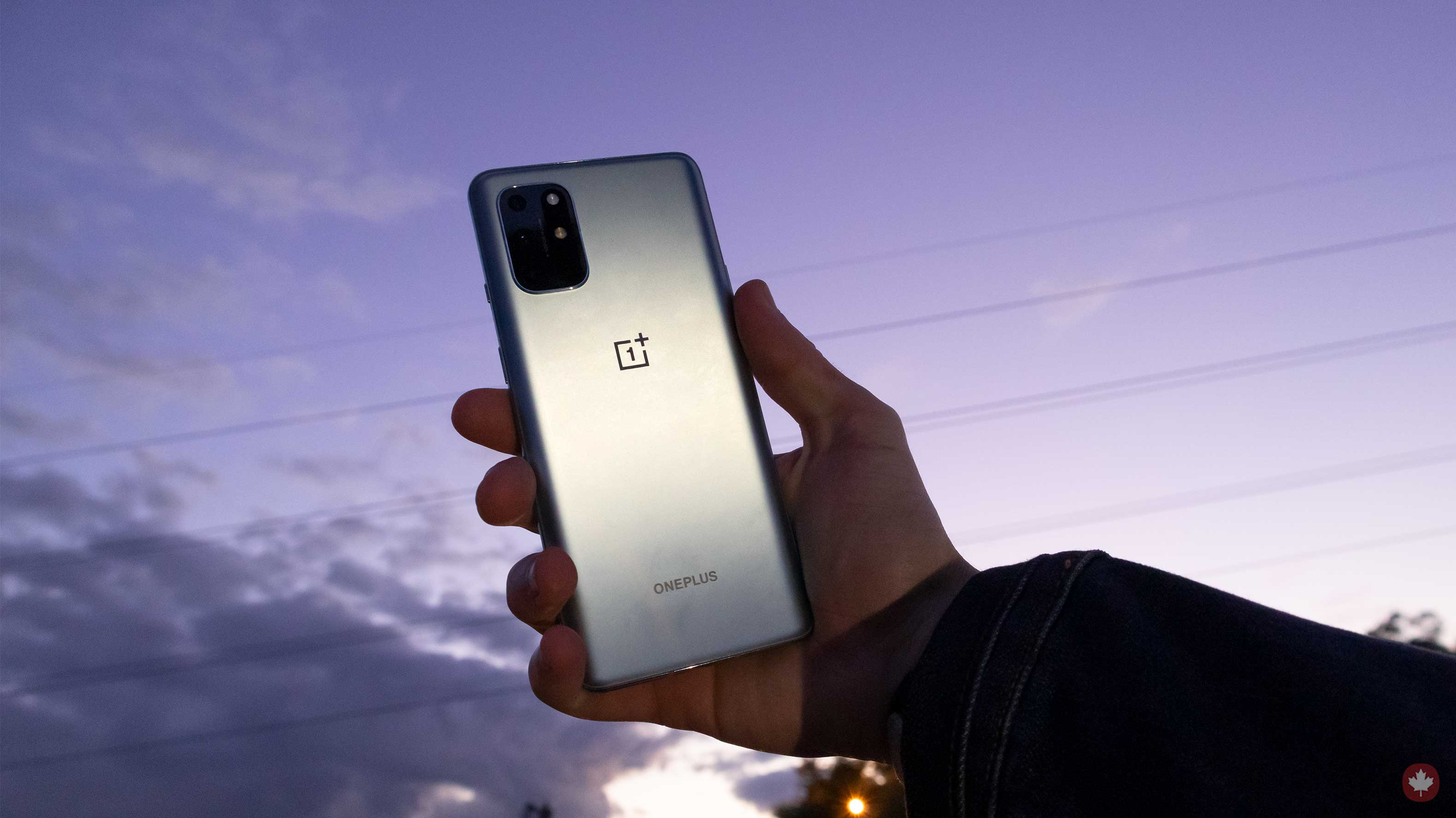 OnePlus 8T is now available in Canada